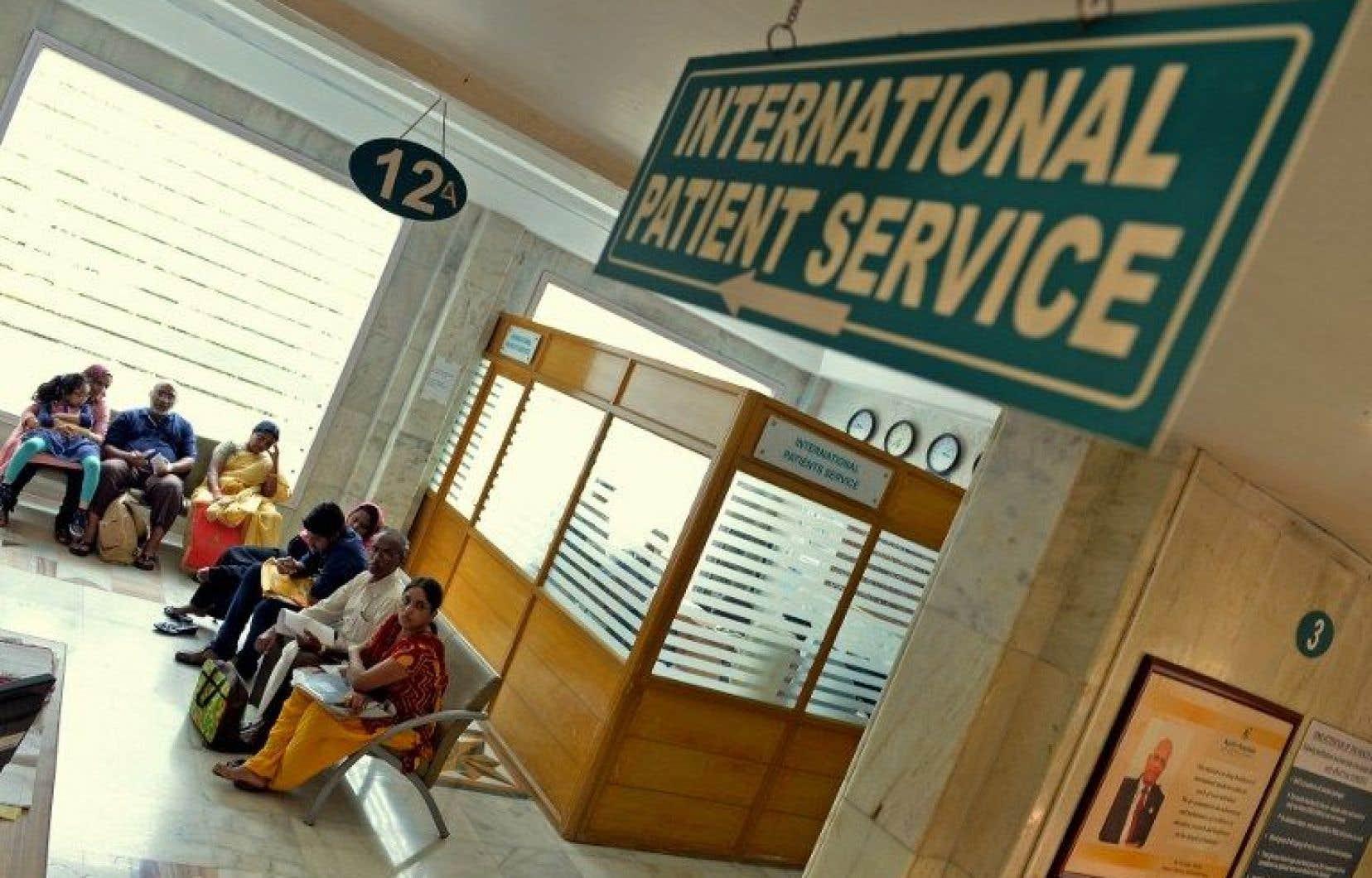 Dubaï mise depuis 2012 sur le tourisme médical.