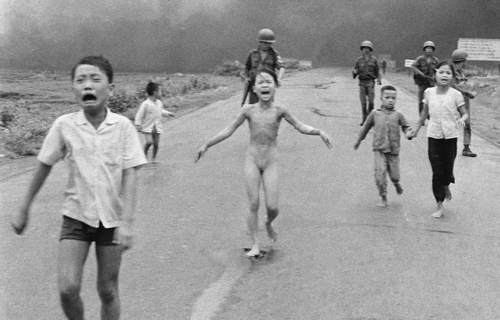 Nick Ut avait immortalisé la «fille au napalm» pendant la guerre du Vietnam.