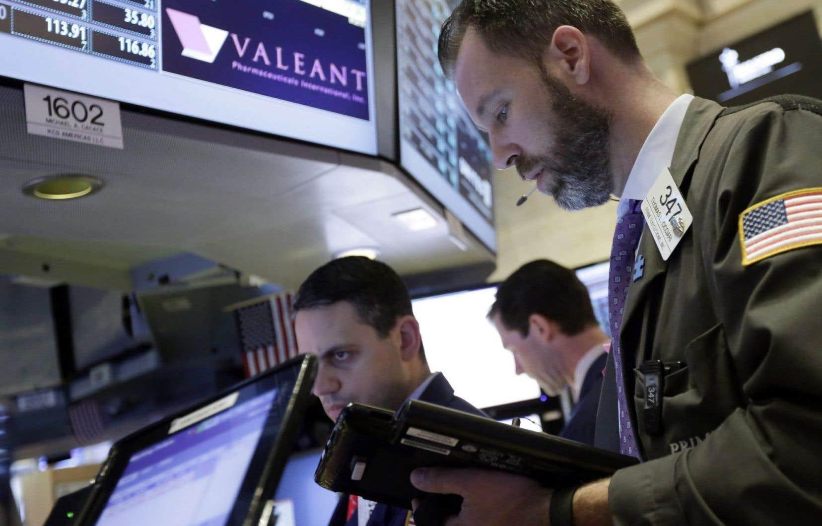 Valeant a brièvement été la plus grande société canadienne au chapitre de la valeur boursière à l'été 2015 avant de voir sa réputation être entachée en raison d'une série de controverses.