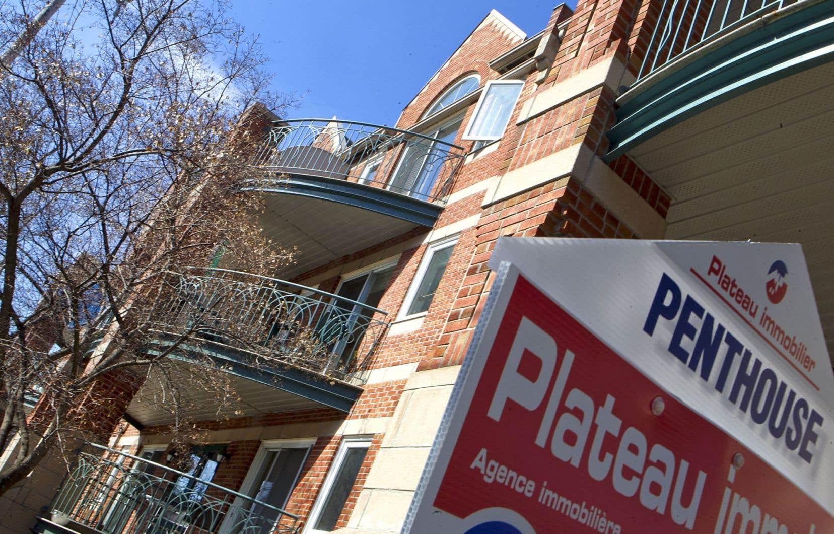 Les prêts hypothécaires représentaient 65,5% de la dette totale.