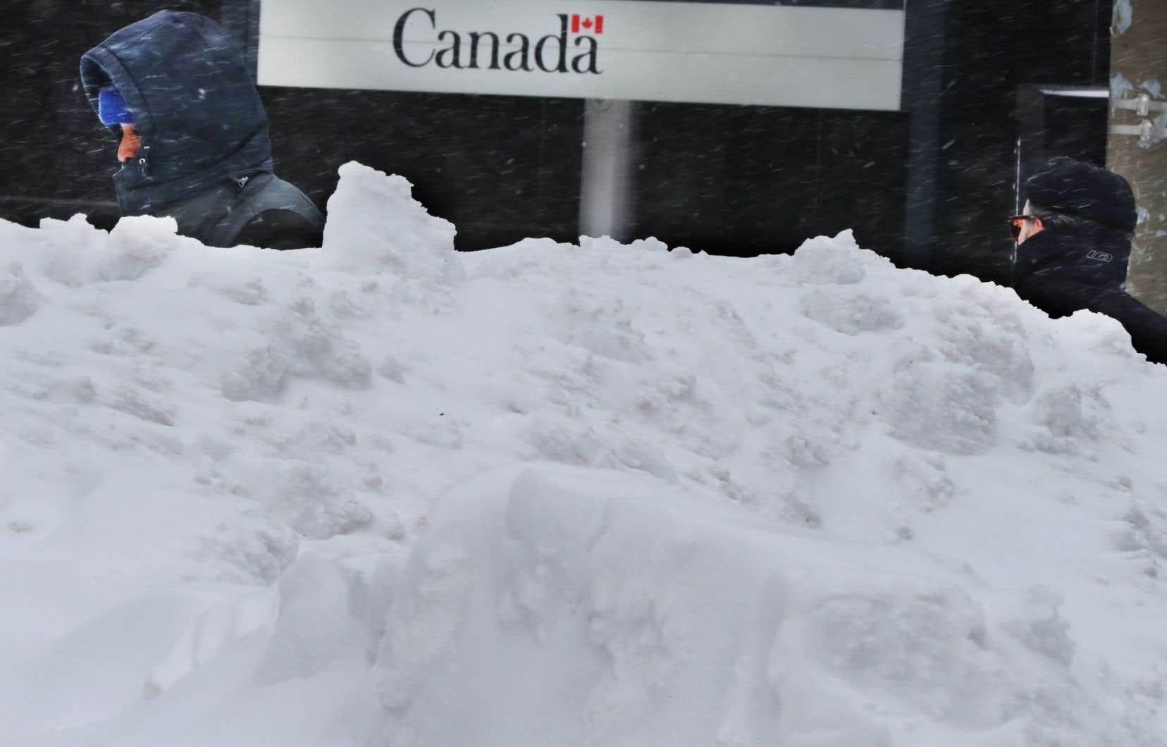 Selon Alain Bourque, les phénomènes hivernaux extrêmes risquent de prendre davantage de place dans le paysage météorologique des prochaines décennies au Québec.