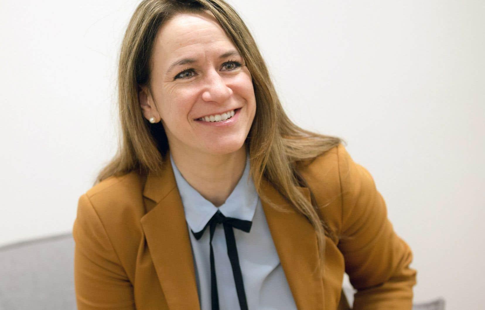 Julie Dufresne a créé la plateforme de recrutement emploiretraite.ca consacrée aux 50ans et plus.