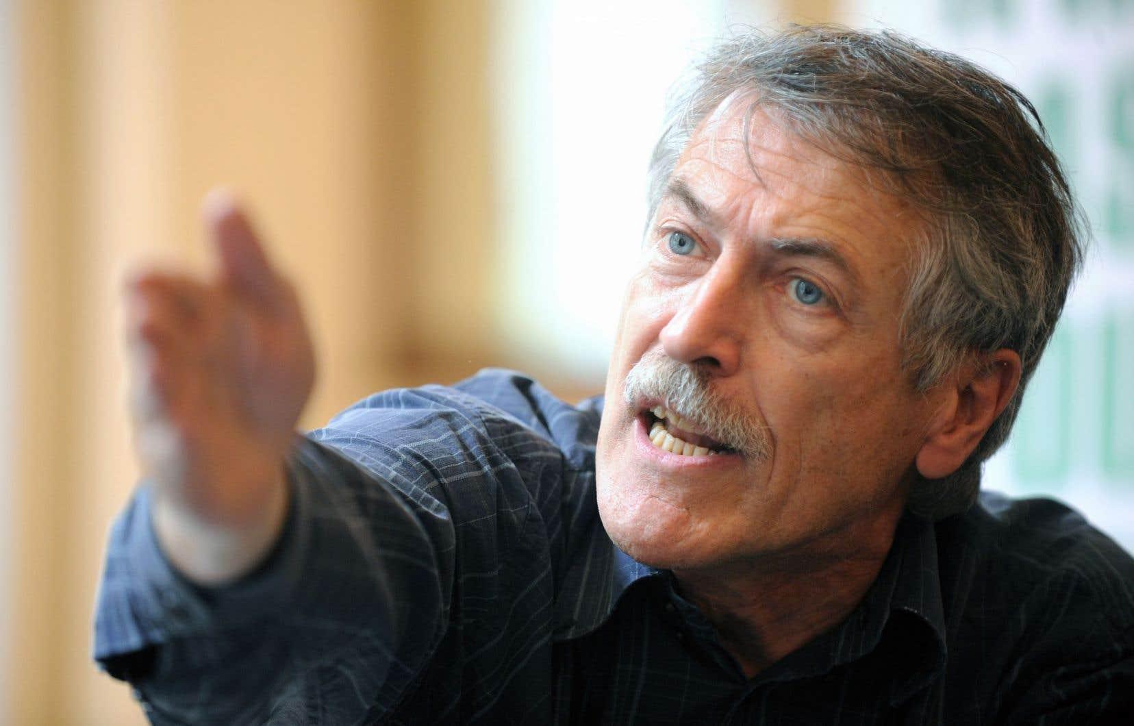 L'homme politique et économiste français Alain Lipietz participera au 5e colloque international du CRISES qui se tiendra à Montréal les 6 et 7 avril.