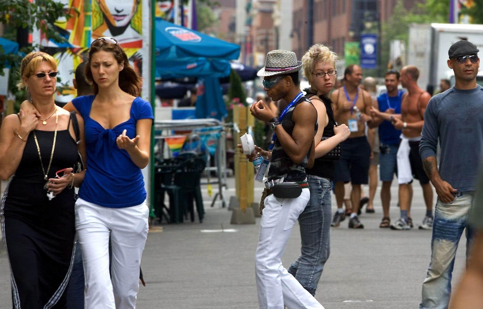 Le Village gai de Montréal a encore une raison d'être, selon l'auteur.
