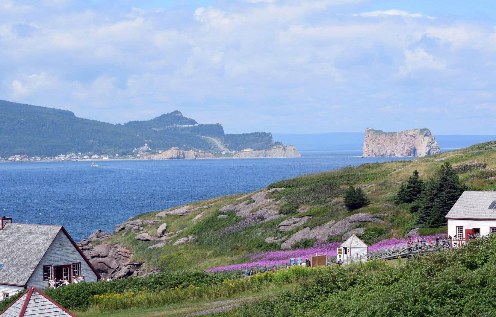 Le budget provincial prévoit des investissements de plus de 50 millions de dollars dans les parcs nationaux de la province, comme celui de l'île Bonaventure, au large de Percé.