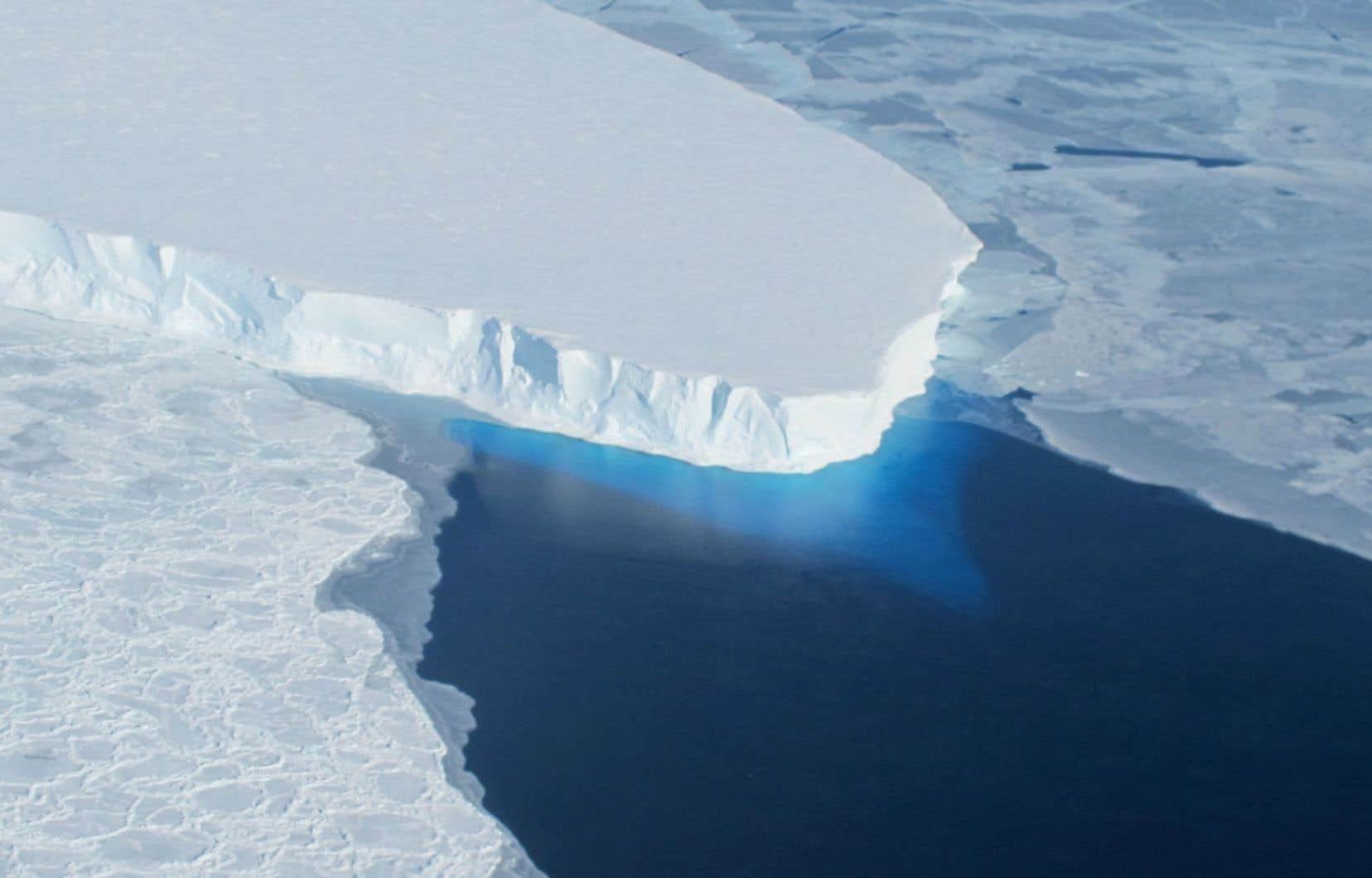 <p>En novembre dernier, une fonte <em>«exceptionnelle»</em> a brusquement eu lieu en Antarctique.</p>