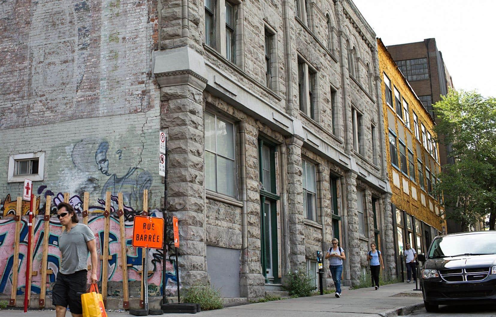 Un répertoire des bâtiments d'intérêt patrimonial servira à établir un portrait plus précis des bâtiments vacants et à risque.