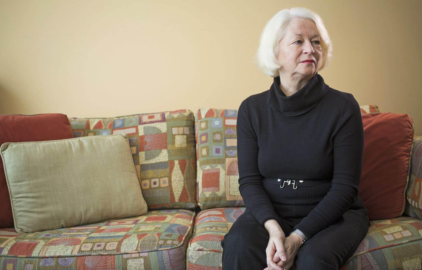 Anna Raymonde Gazaille tient à incarner une parole féministe dans ses écrits, ce qui fut plus difficile à faire pour «Jours de haine».