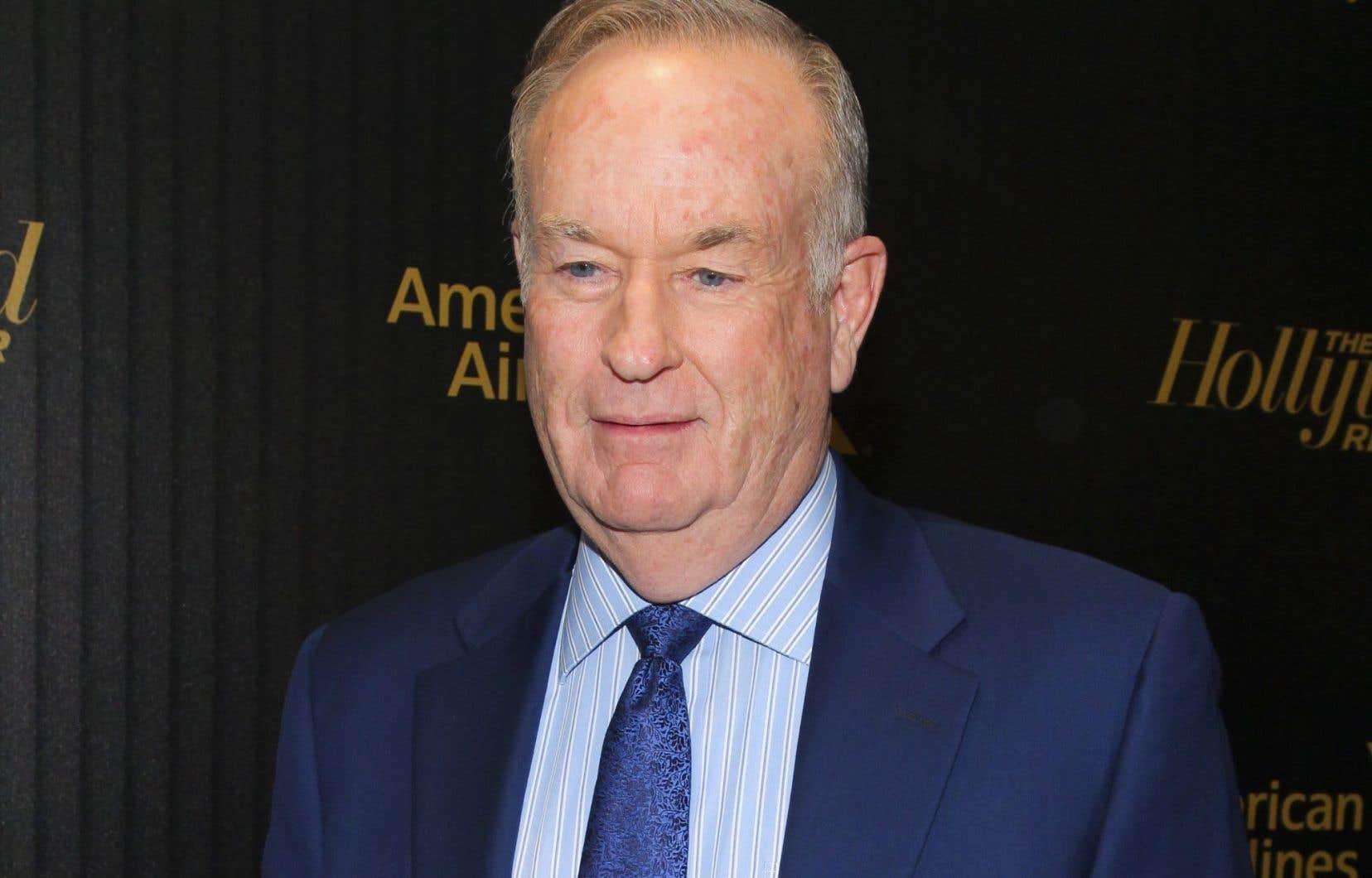Bill O'Reilly en avril 2016