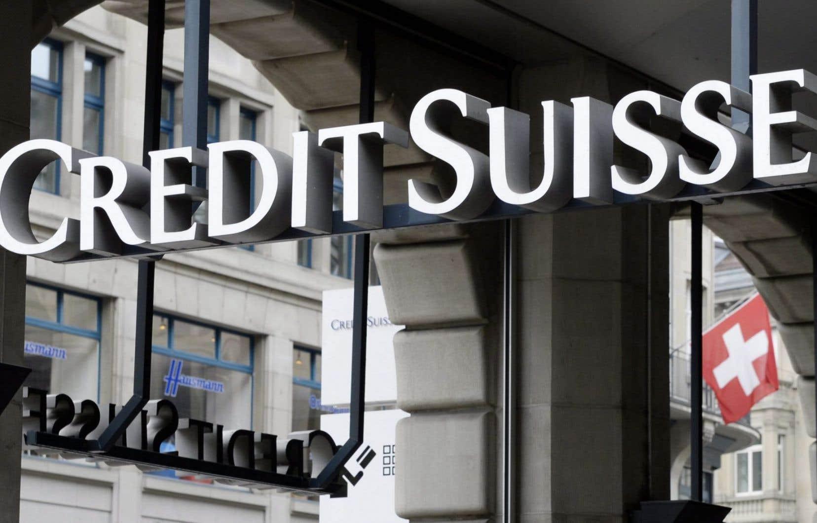 Des perquisitions ont été menées par des agents du fisc en Europe et Australie dans une vaste enquête de fraude fiscale visant notamment des clients de la banque Crédit Suisse.