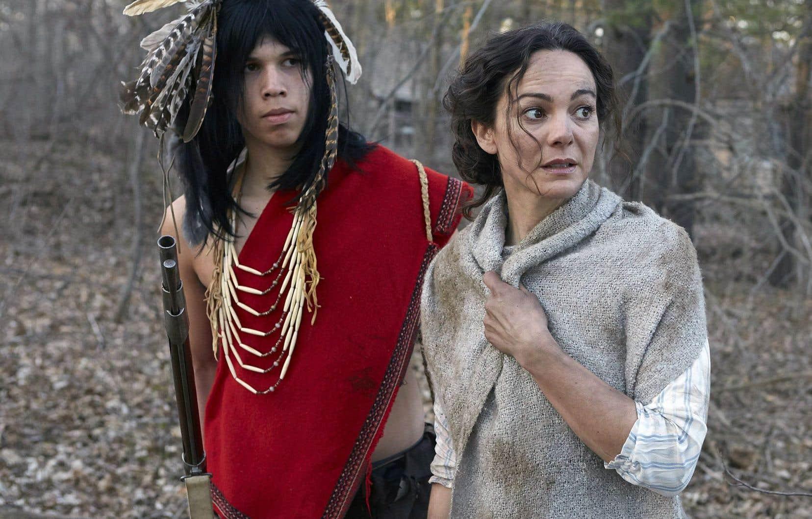 Un épisode de la série « Canada: The Story of Us » met en scène l'histoire de Laura Secord et du guerrier cayuga John Tutela.