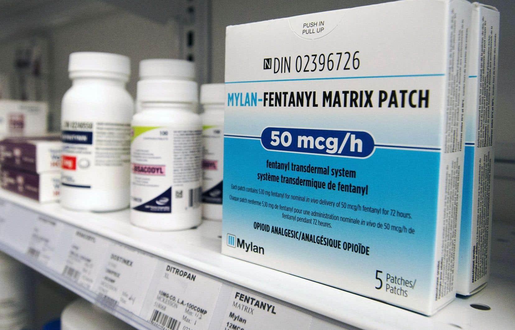 Dans les mois précédant sa mort, Louis Anctil achetait du fentanyl en Ontario et vendait ses médicaments d'ordonnance sur le marché noir pour payer sa consommation.