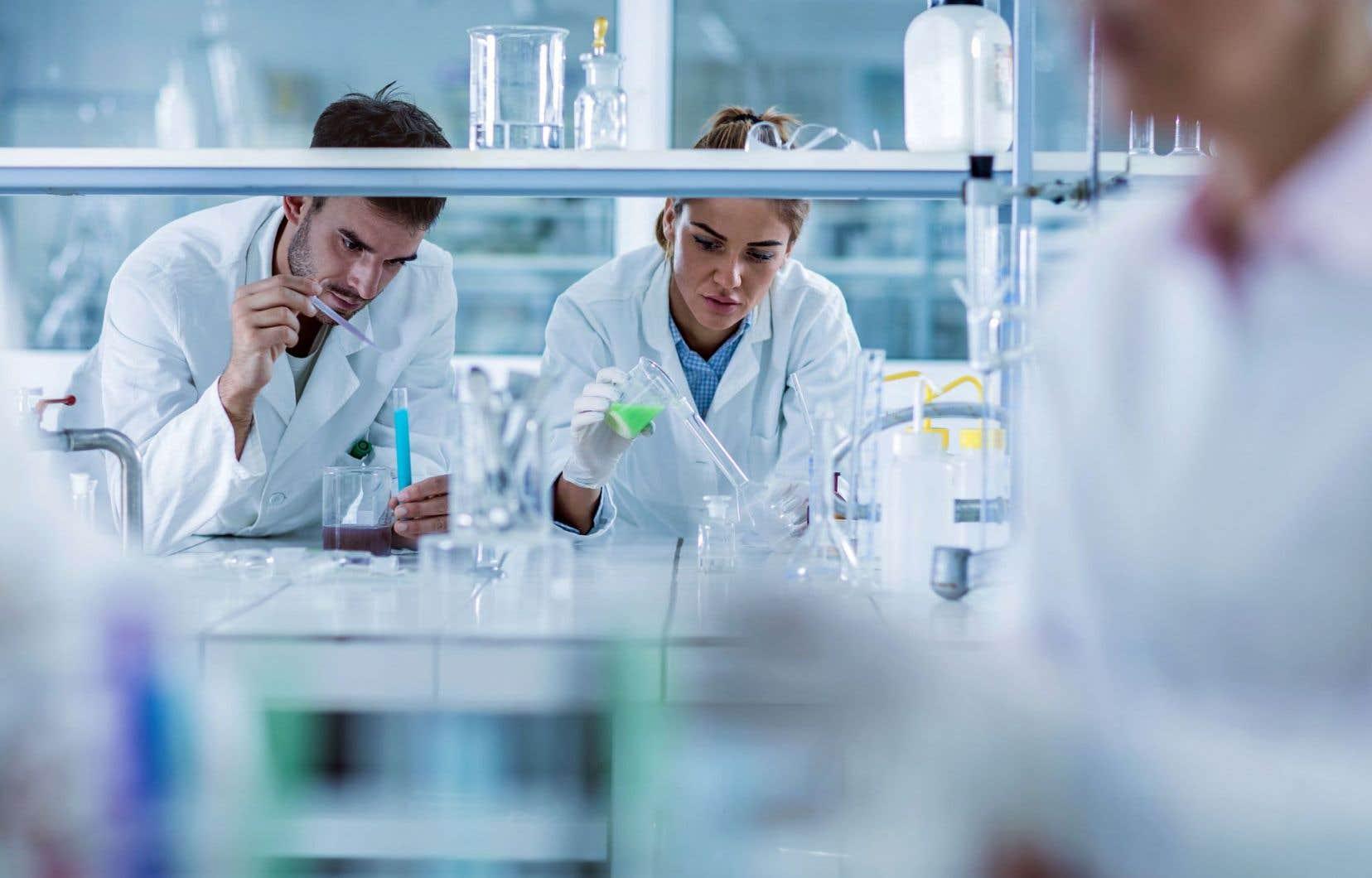 Le Canada a diminué ses dépenses en recherche et développement depuis une quinzaine d'années.