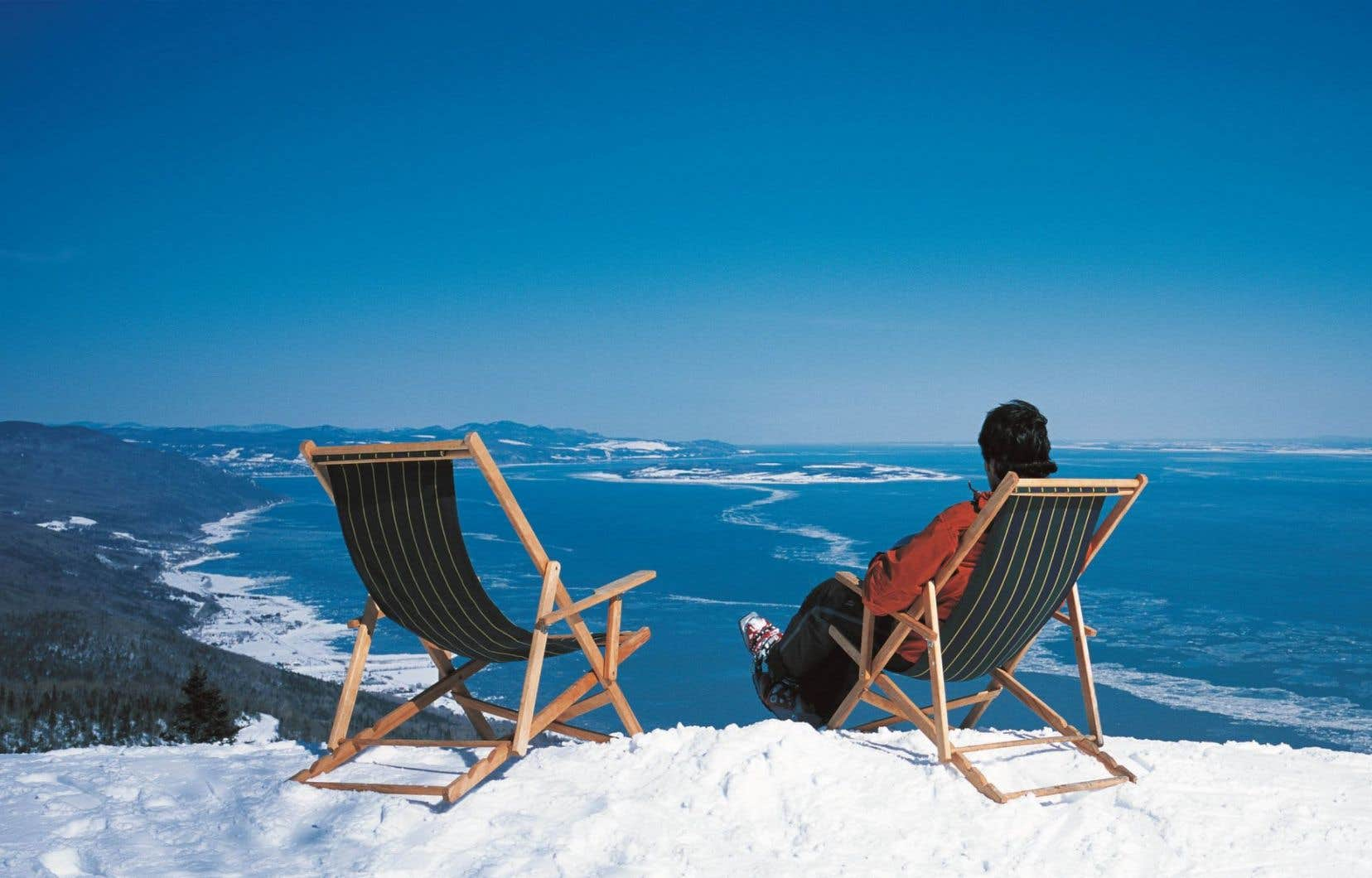 Club Med n'investira pas un sou dans le projet hivernal du Massif dans Charlevoix.