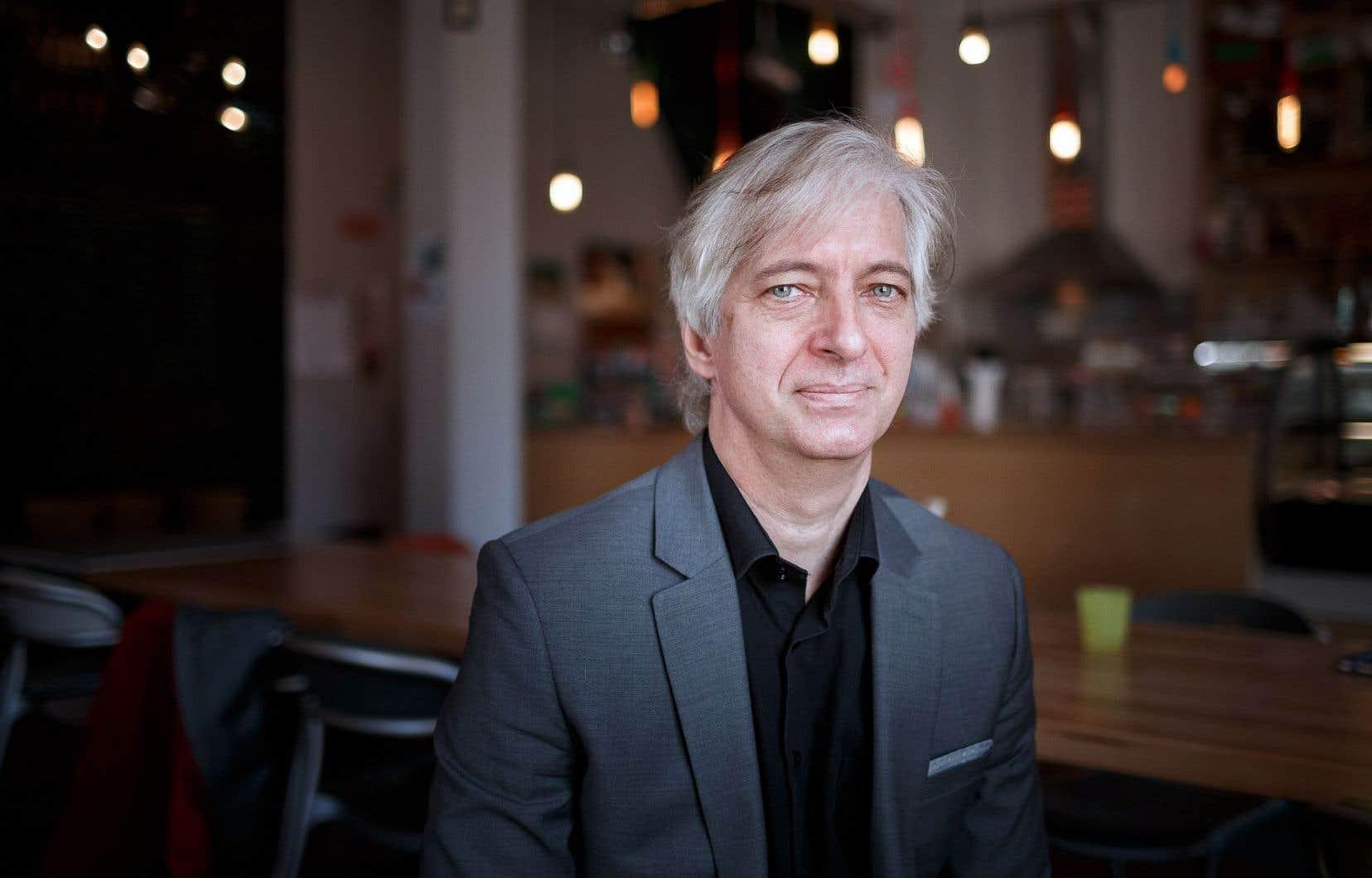 Candidat au poste de porte-parole masculin de Québec solidaire, Sylvain Lafrenière se méfie d'une alliance électorale avec le Parti québécois.