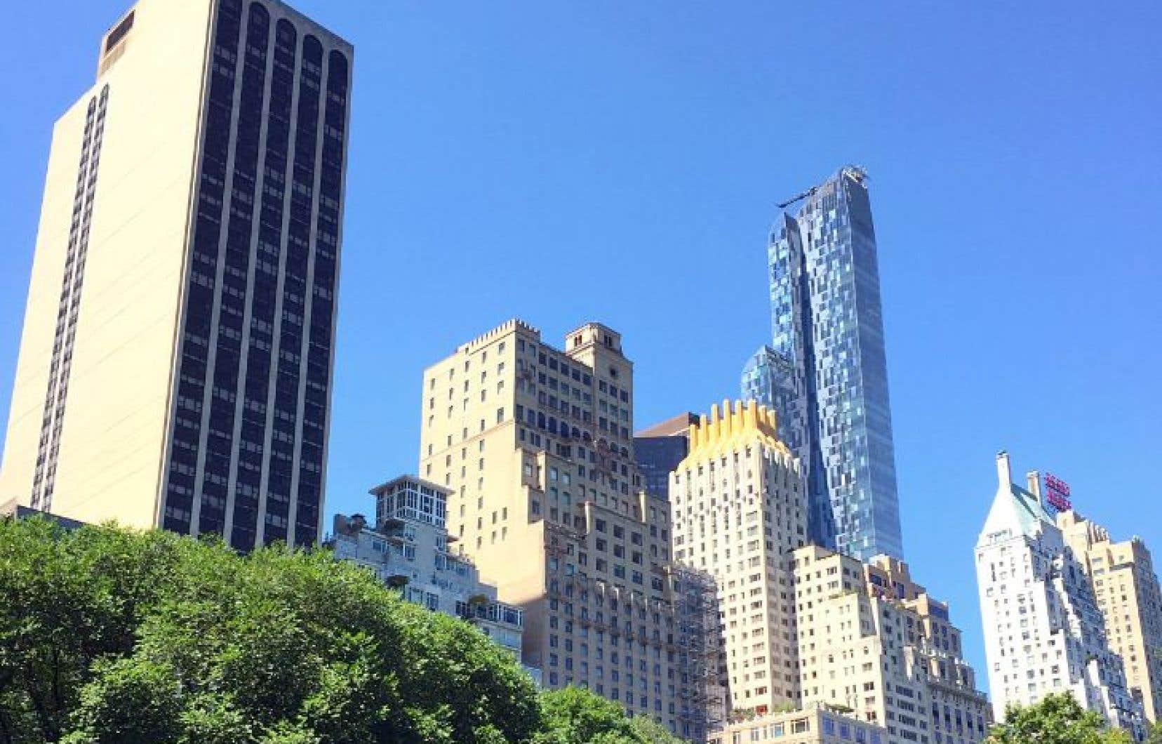 Central Park, l'incontournable poumon vert de Manhattan, à New York