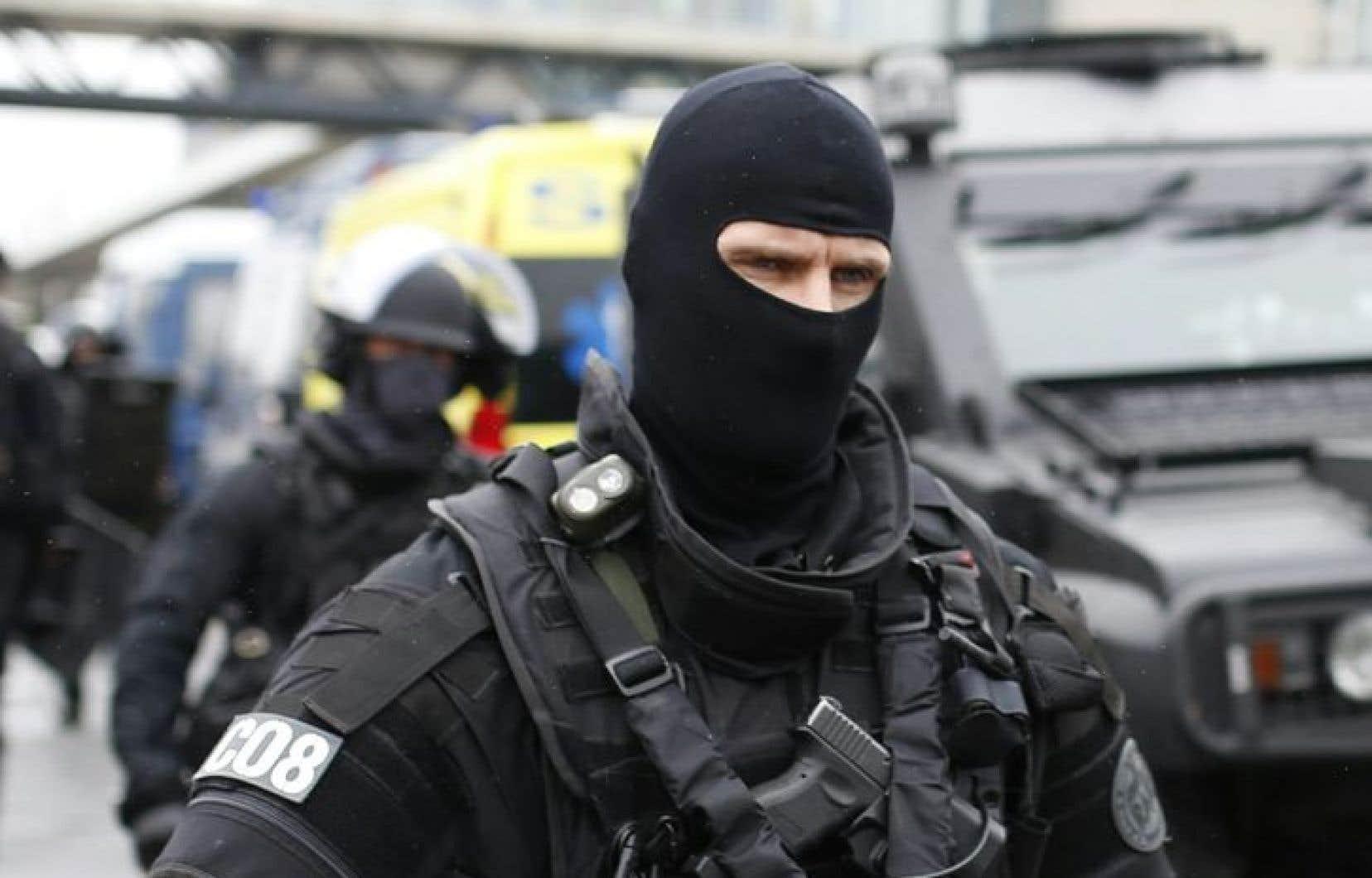 Deux présumés djihadistes ont été arrêtés à Marseille, mardi.
