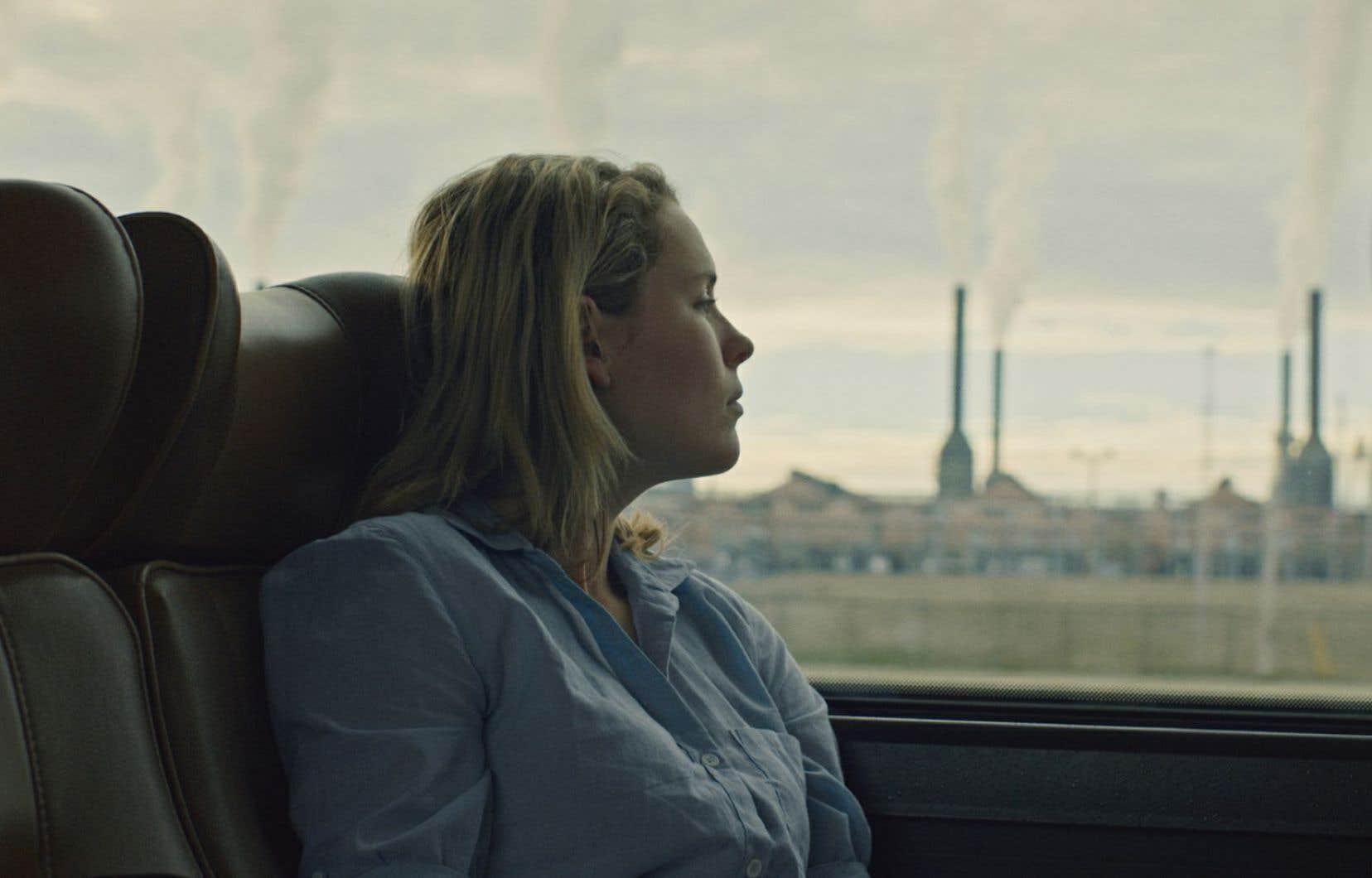 Une scène tirée du court métrage «Crème de menthe»