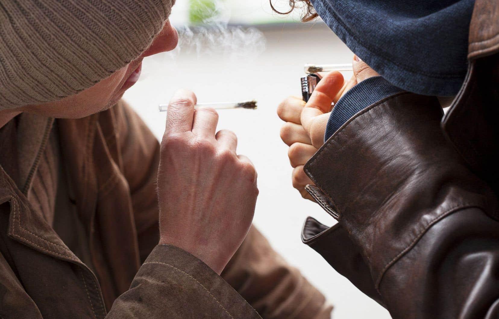 La légalisation du cannabis ouvre la porte à plusieurs problèmes, croit l'auteur.