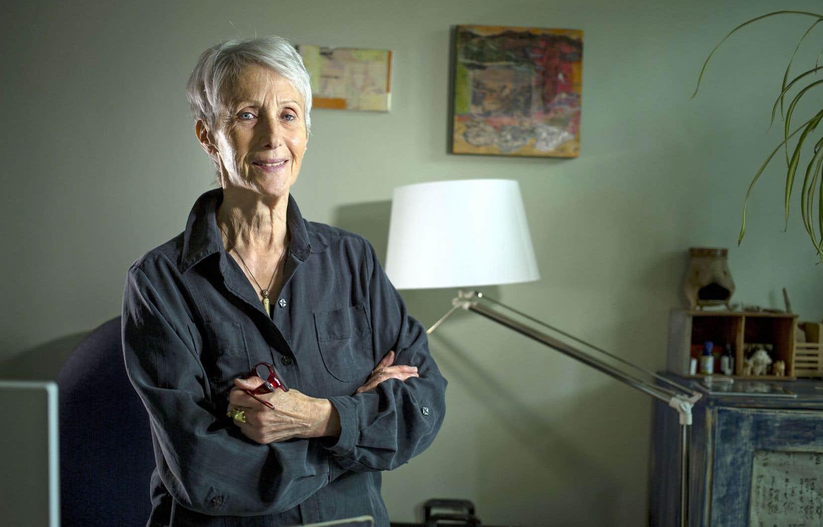 L'auteure suisse Verena Stefan, installée à Montréal, témoigne d'une époque pas si lointaine où l'avortement était synonyme de crime.