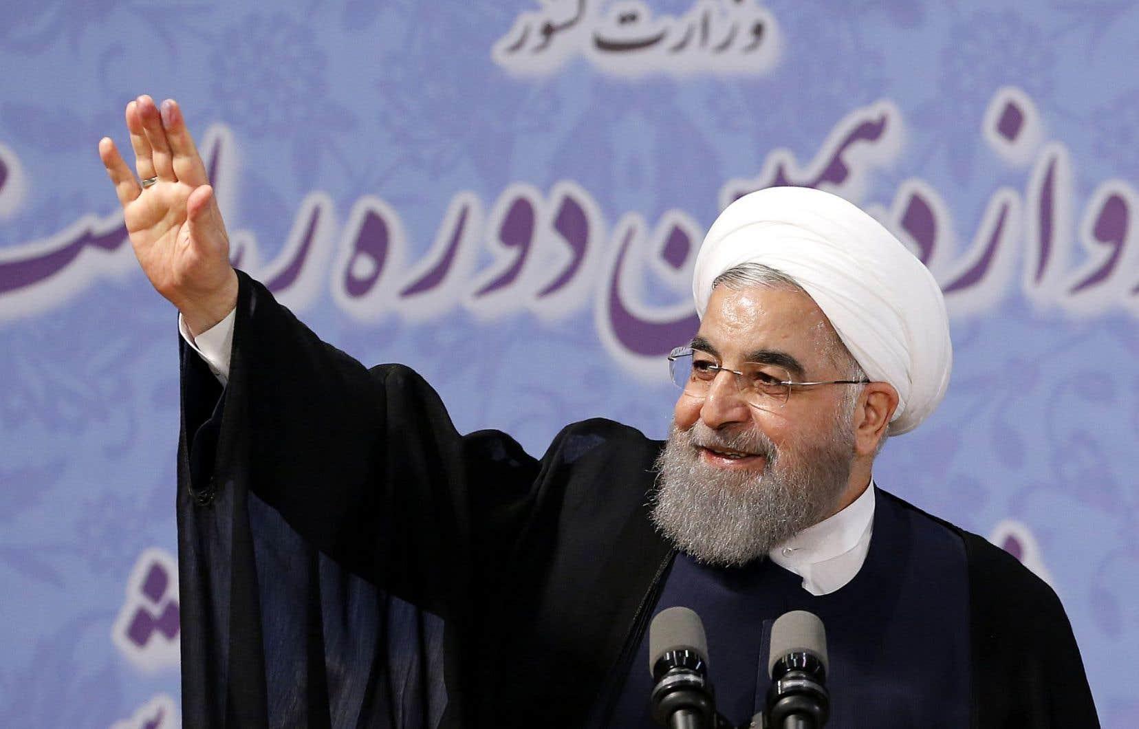 Le président Hassan Rohani aura fort à faire pour défendre son bilan, qui apparaît mitigé à de nombreux Iraniens, notamment sur les plans économique et social.