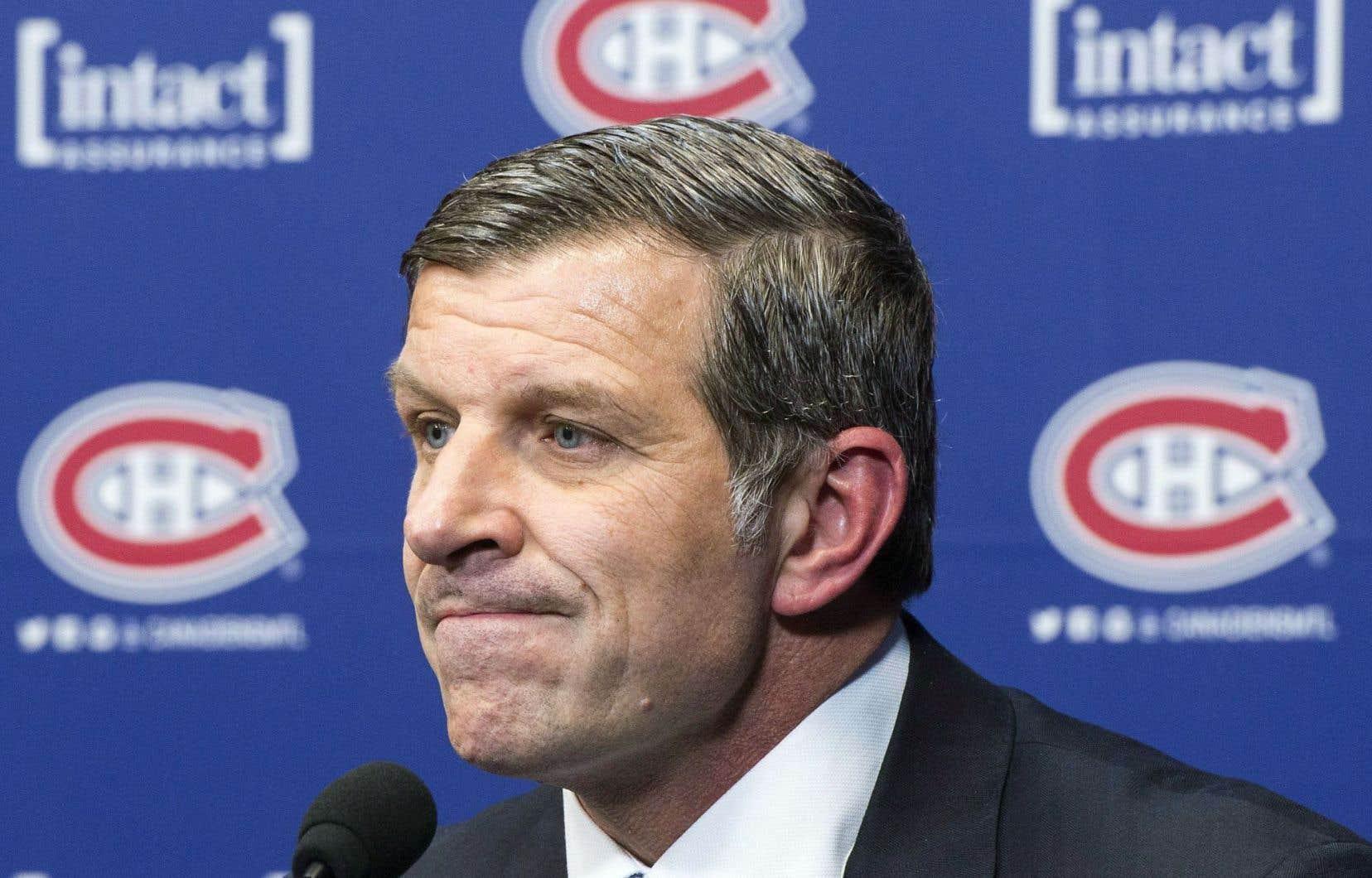 <p>Les deux prochains mois tiendront le directeur général Marc Bergevin fort occupé.</p>