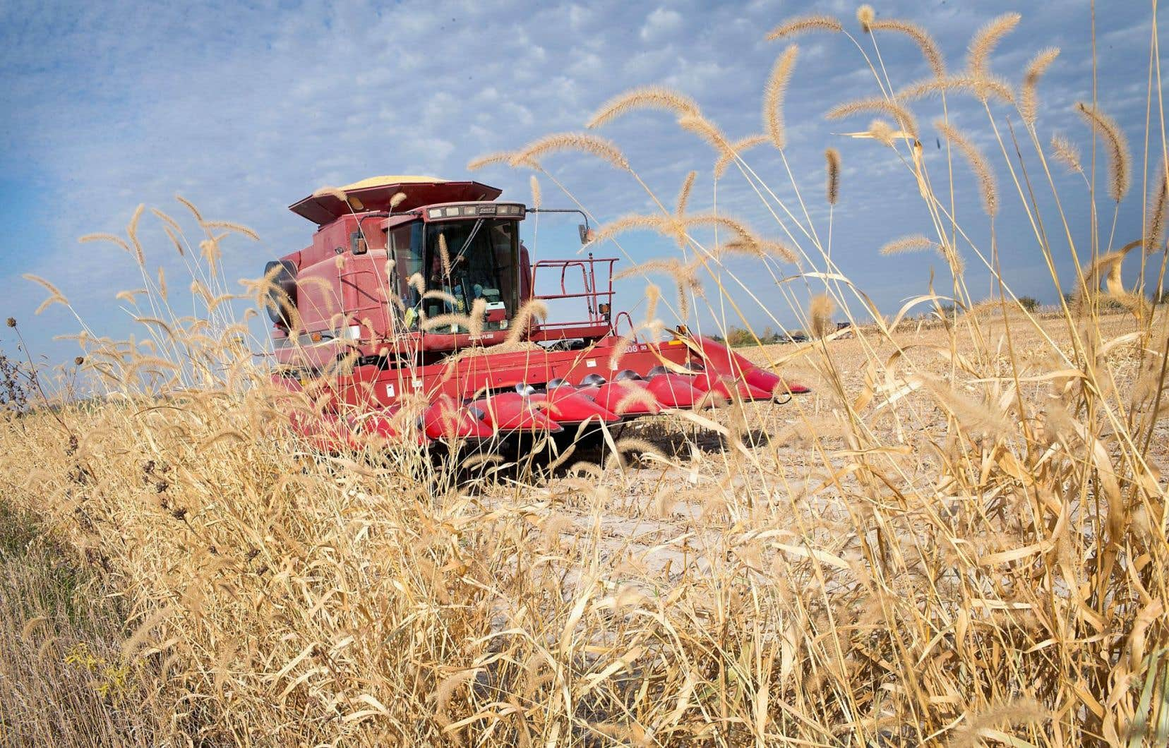 Les agriculteurs américains se sont lancés à la défense de l'ALENA.