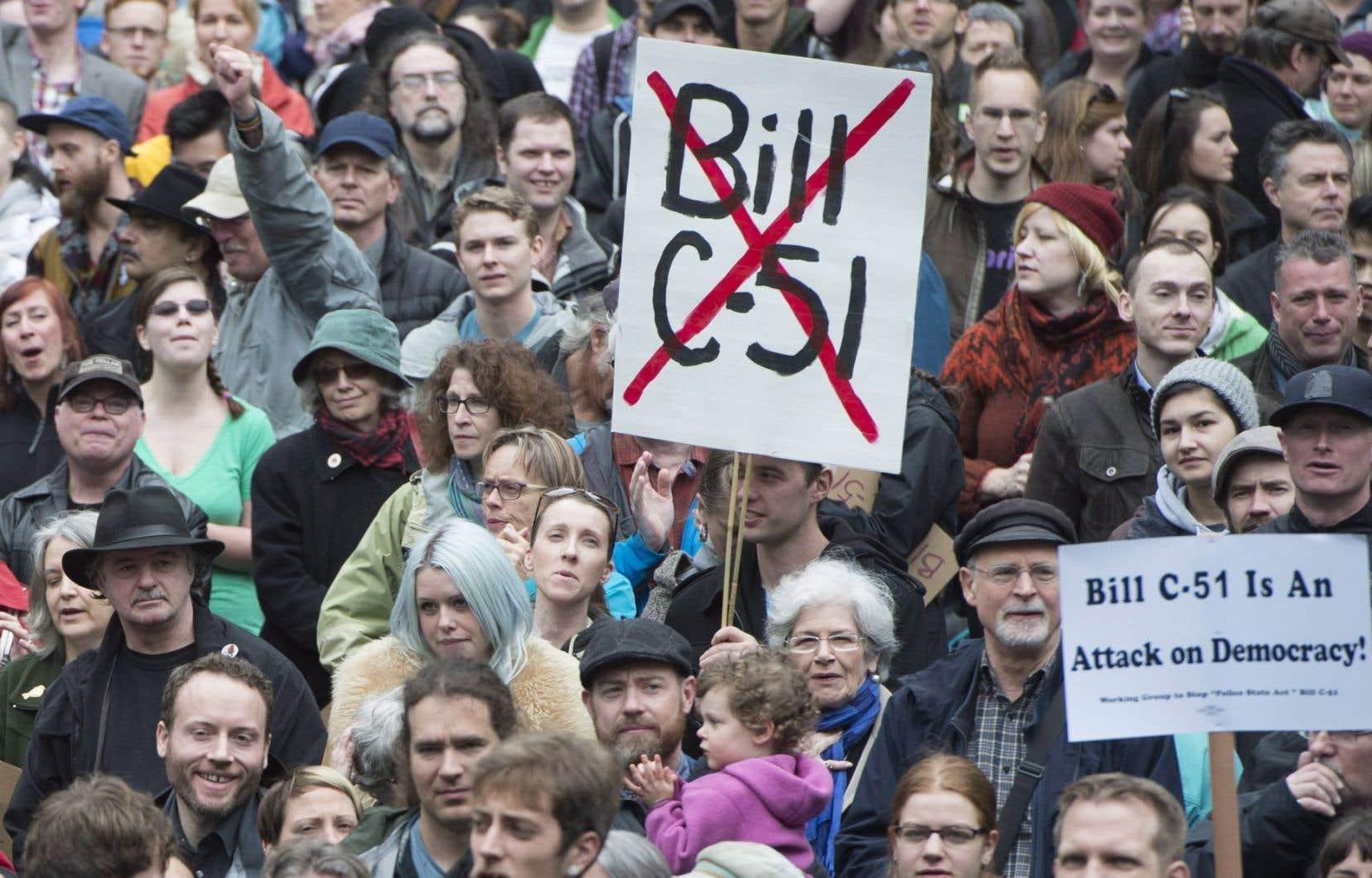 La Loi antiterroriste adoptée en 2015 avait suscité une vague d'indignation.