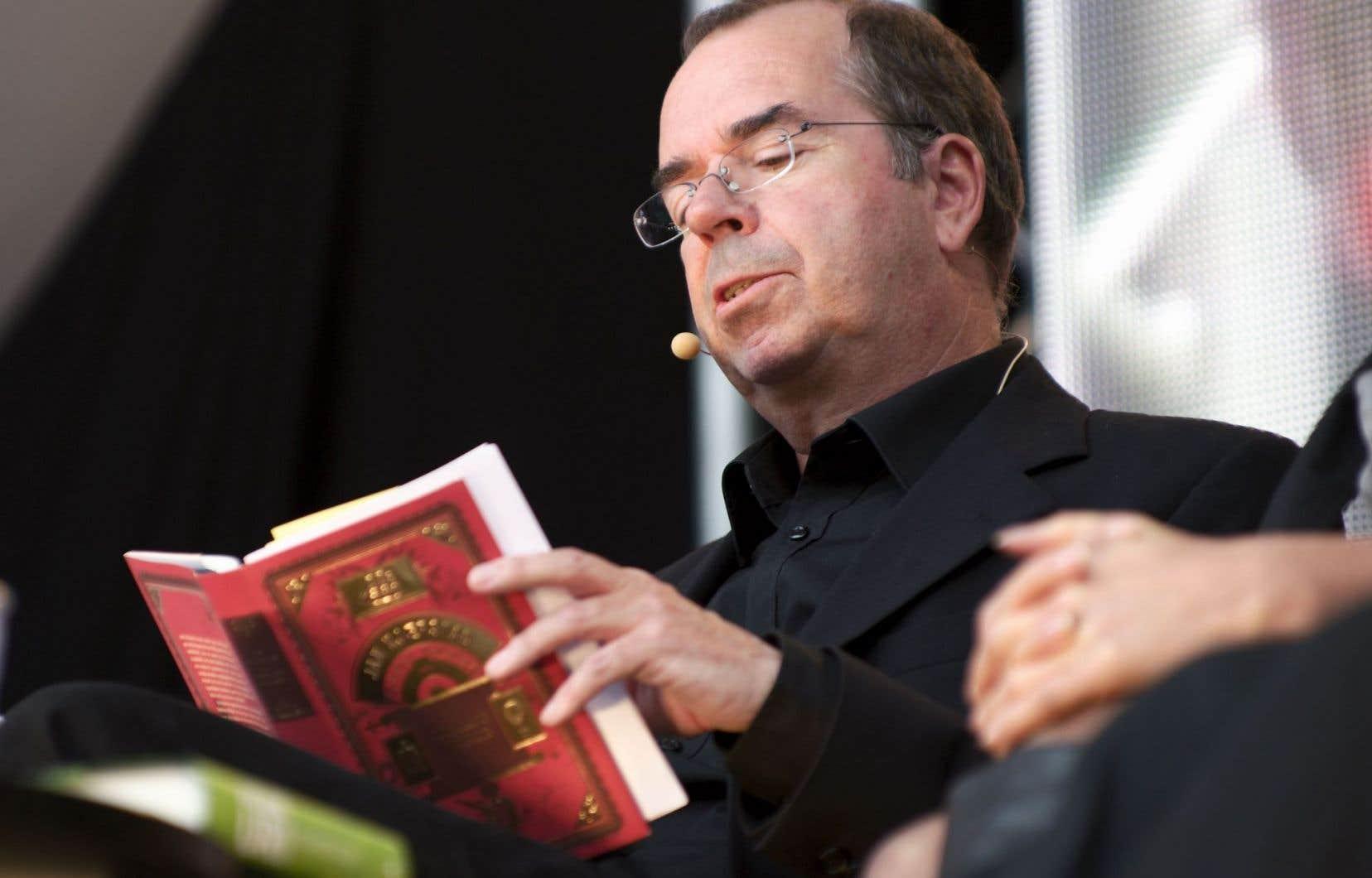 Jan Kjaerstad, 64 ans, compte aujourd'hui parmi les écrivains norvégiens les plus importants.