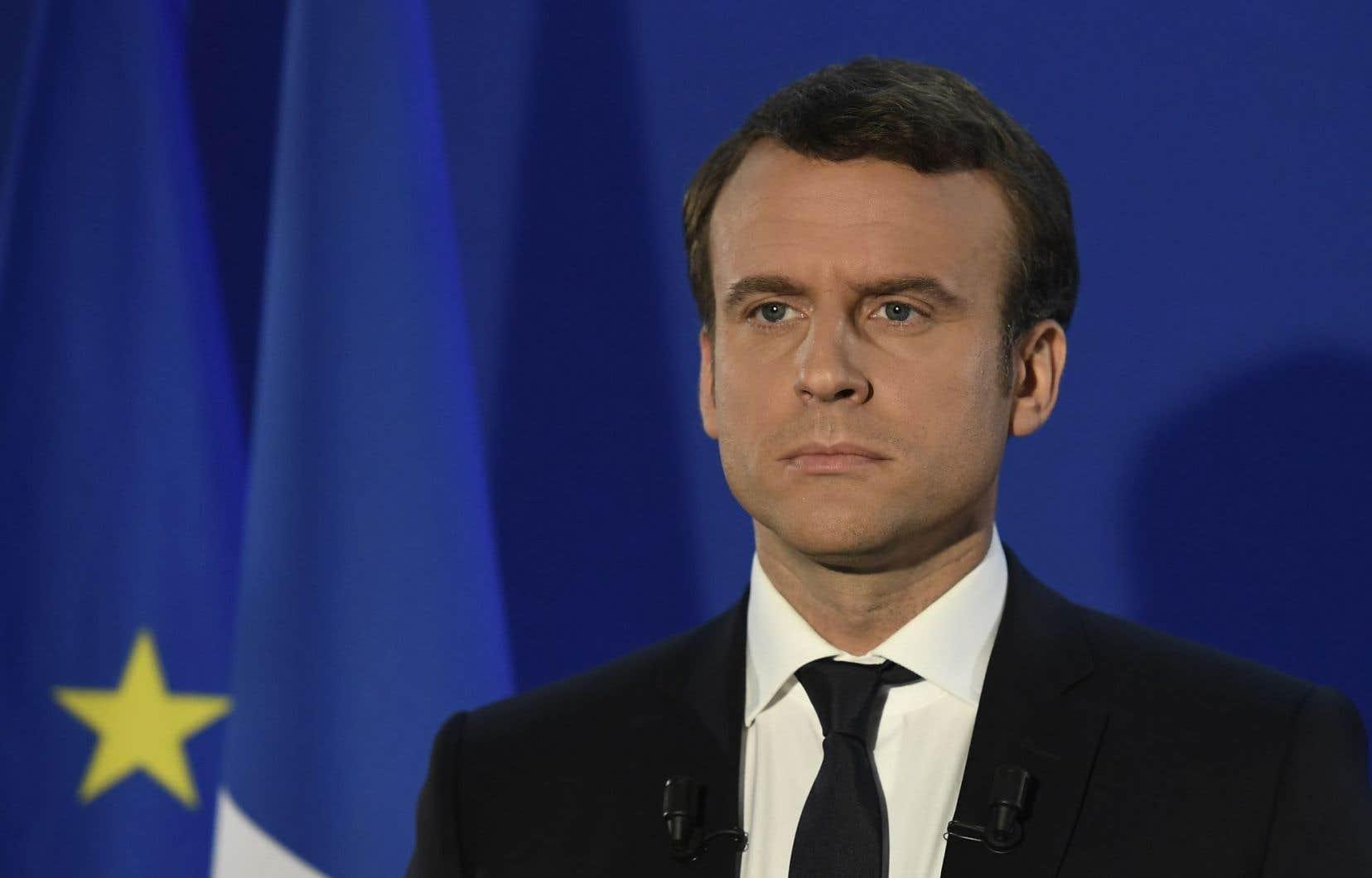 Des chantiers majeurs attendent le prochain président français, Emmanuel Macron, entré en politique en 2012 après avoir été banquier d'affaires.