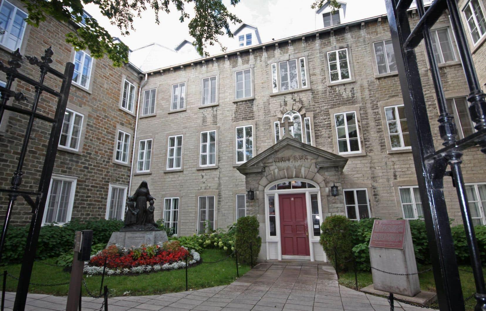 Le monastère est l'un des sites patrimoniaux les plus anciens du Québec.