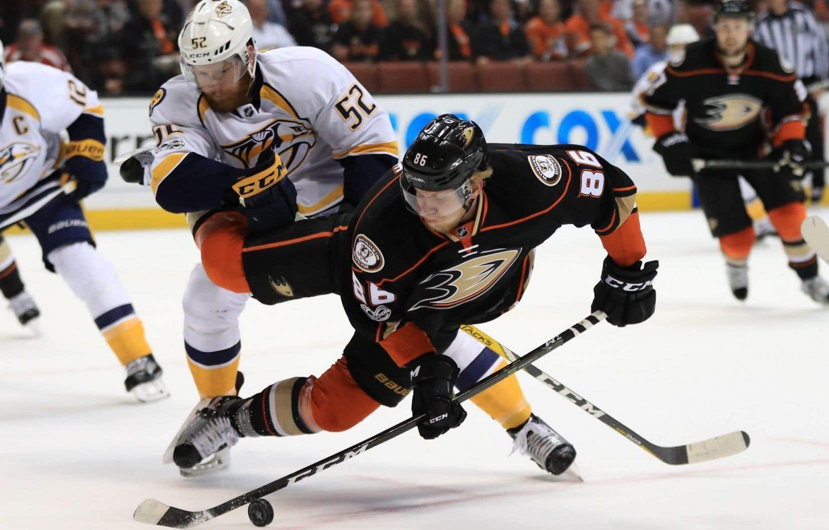 Jusqu'à présent, les Predators ont rivalisé avec les Ducks à presque tous les chapitres et possèdent encore l'avantage de la patinoire dans la série.