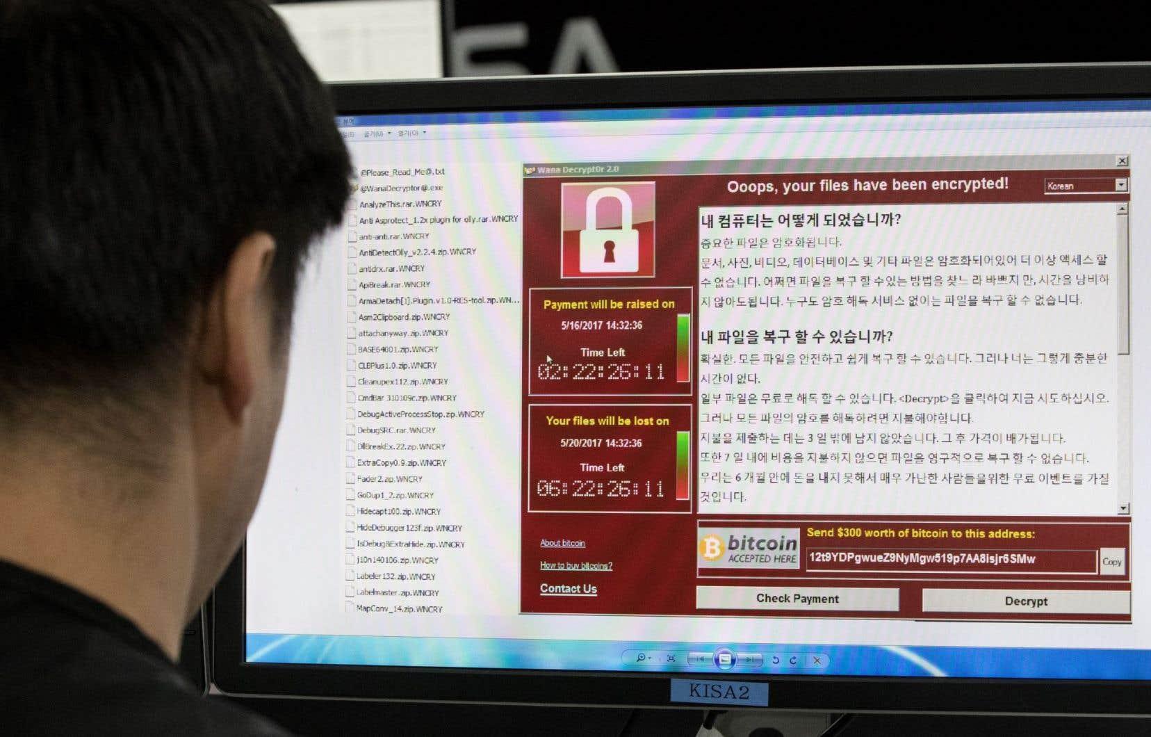 <p>Des spécialistes de la sécurité informatique en Corée du Sud, aux États-Unis, en Russie et en Israël ont montré du doigt la Corée du Nord, même s'il n'y a encore aucune preuve.</p>