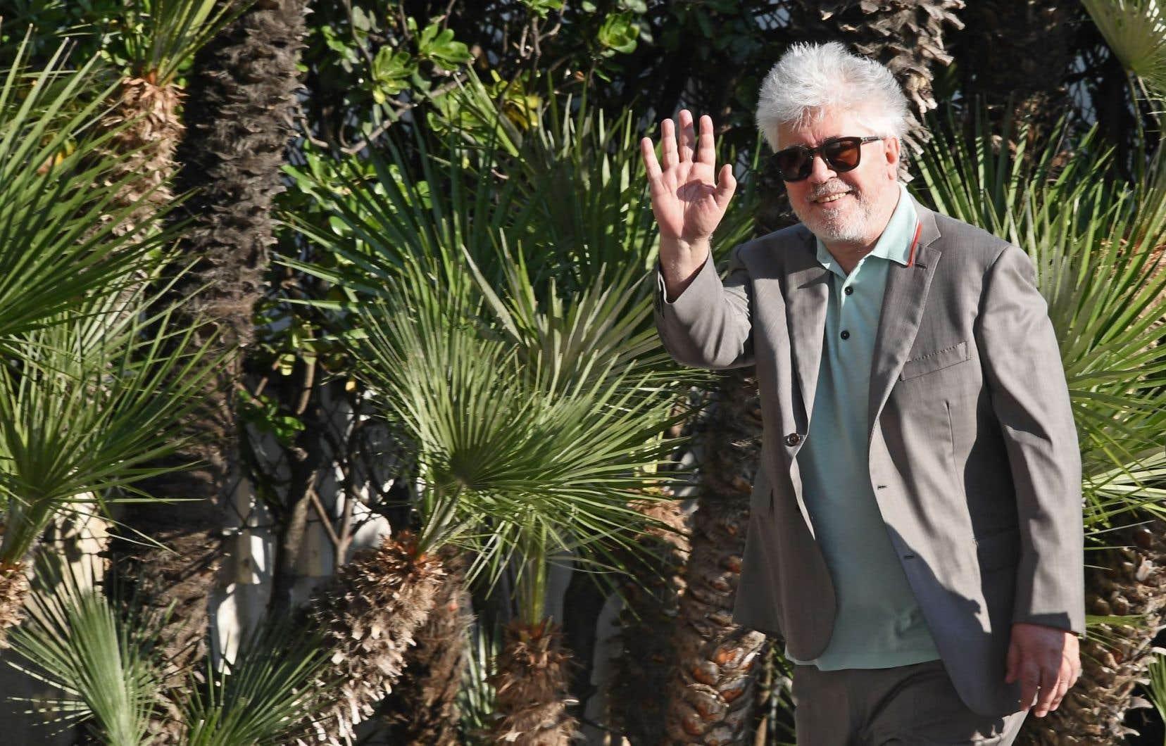 Le réalisateur Pedro Almodóvar préside cette année le jury des films en compétition.