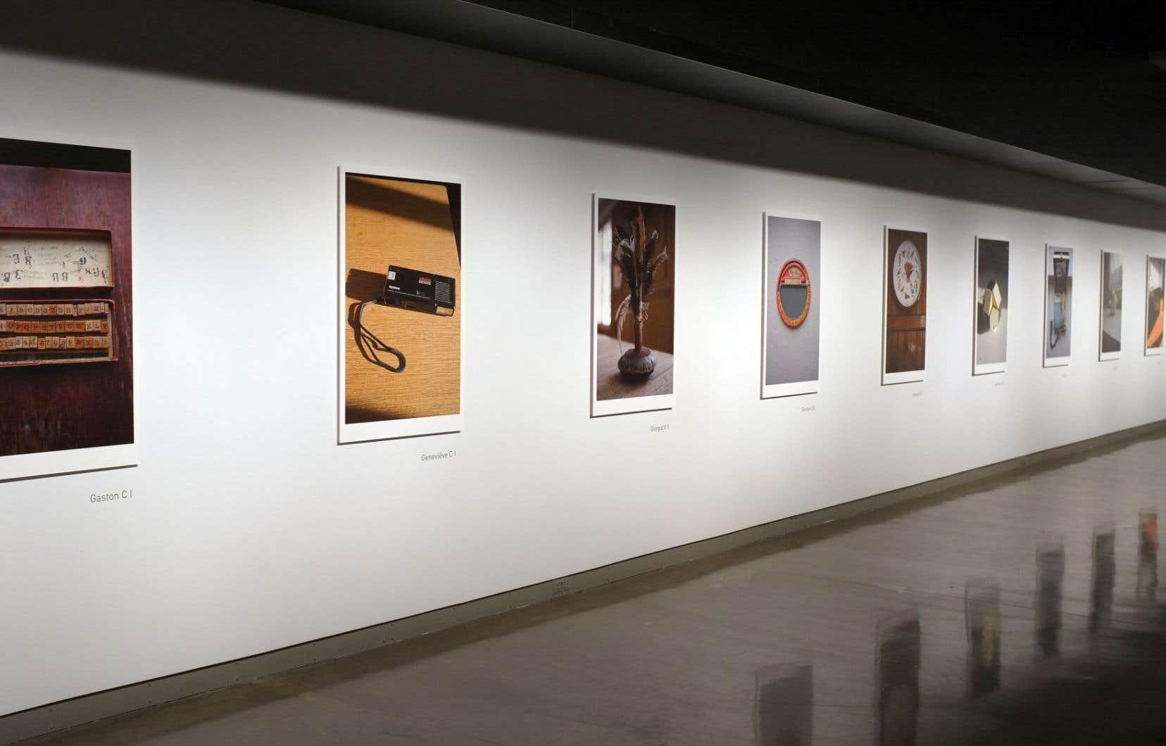 Les huit projets d'Ève Cadieux rassemblés au Centre d'exposition de l'Université de Montréal ont une portée encyclopédique.