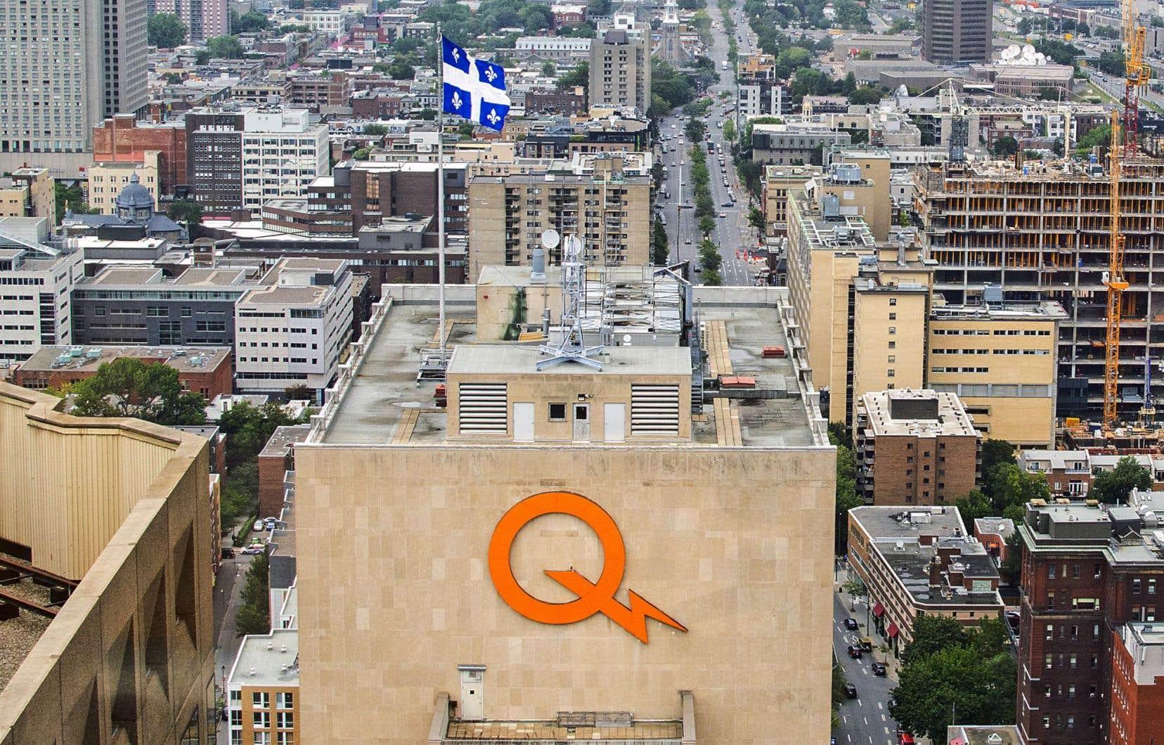 Hydro-Québec soutient que l'écart enregistré en 2016 est «modeste», parce qu'il représente une différence de 0,3% par rapport aux prévisions.