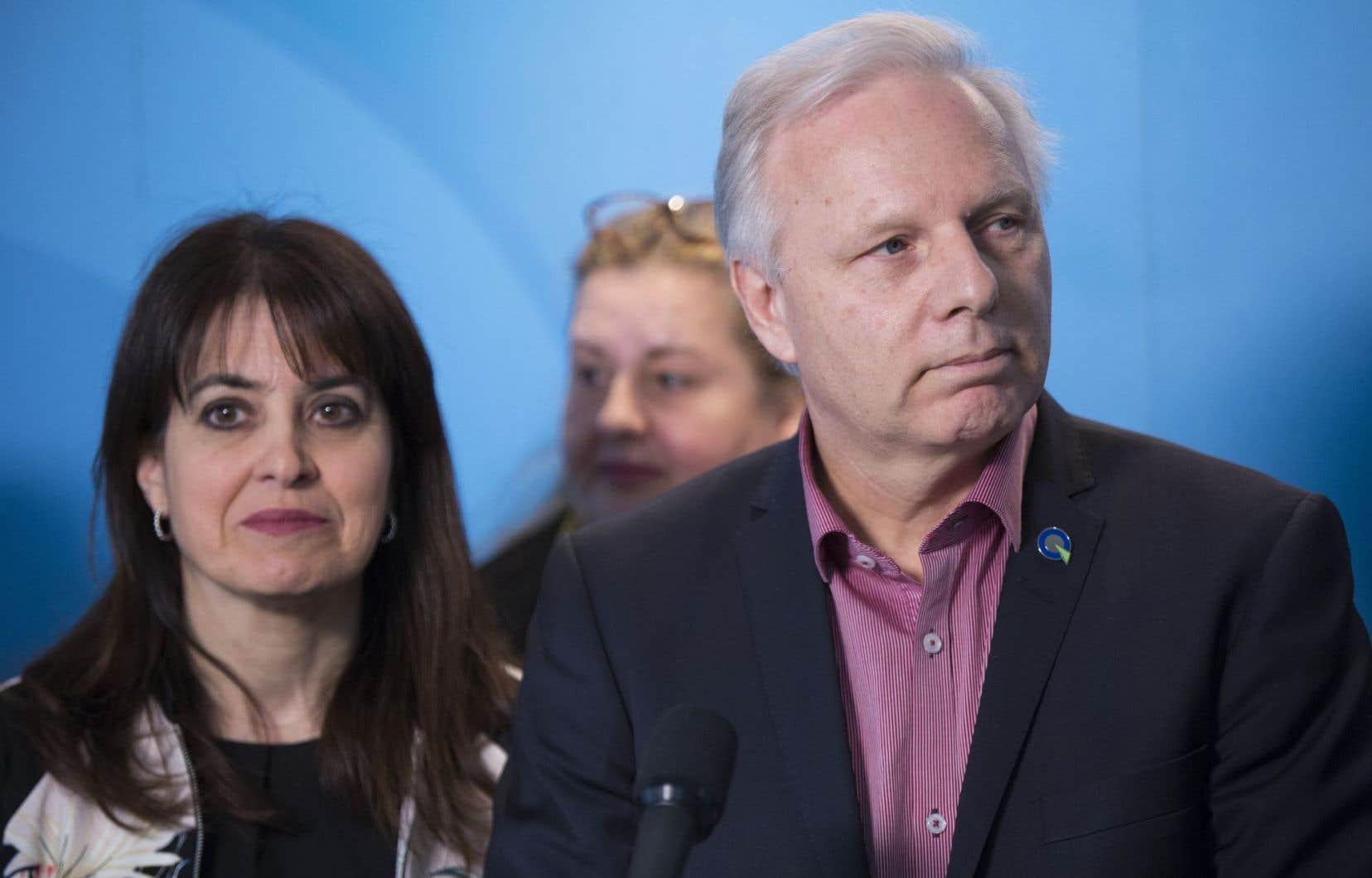 Le chef du Parti québécois, Jean-François Lisée, a promis de ne pas tenir de référendum durant le premier mandat d'un éventuel gouvernement péquiste.