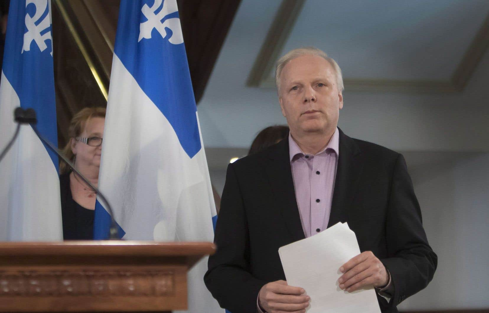 Aux solidaires déçus, le chef du PQ, Jean-François Lisée, a ouvert bien grands les bras.