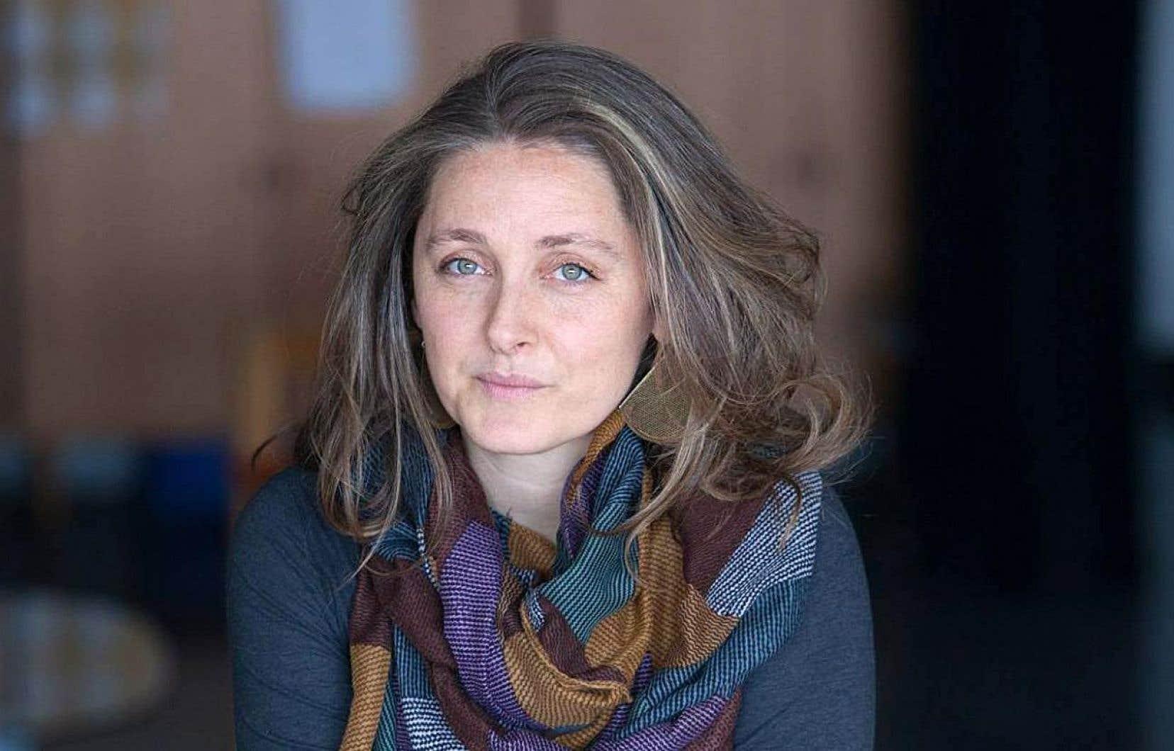 Enseignante en travail social au Cégep du Vieux Montréal, Rafaëlle Sinave a exposé les grandes lignes du programme canadien de parrainage privé.