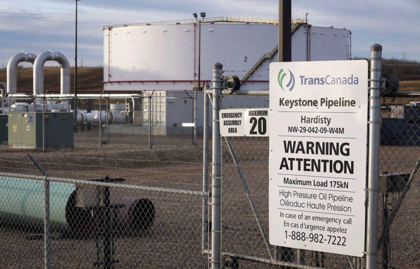 Un peu plus de la moitié des placements de la CDPQ dans le secteur pétrolier et gazier se trouveraient dans des entreprises liées à l'exploitation du pétrole des sables bitumineux.