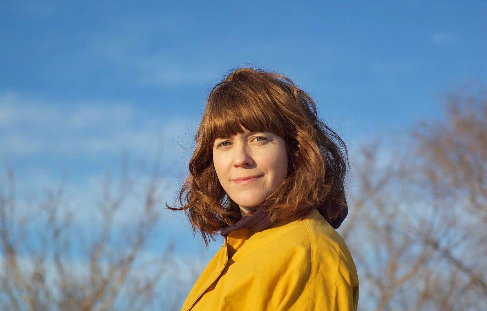 Le nouvel album de Catherine Leduc creuse des sonorités rétro, vintage, mais avec une approche contemporaine.