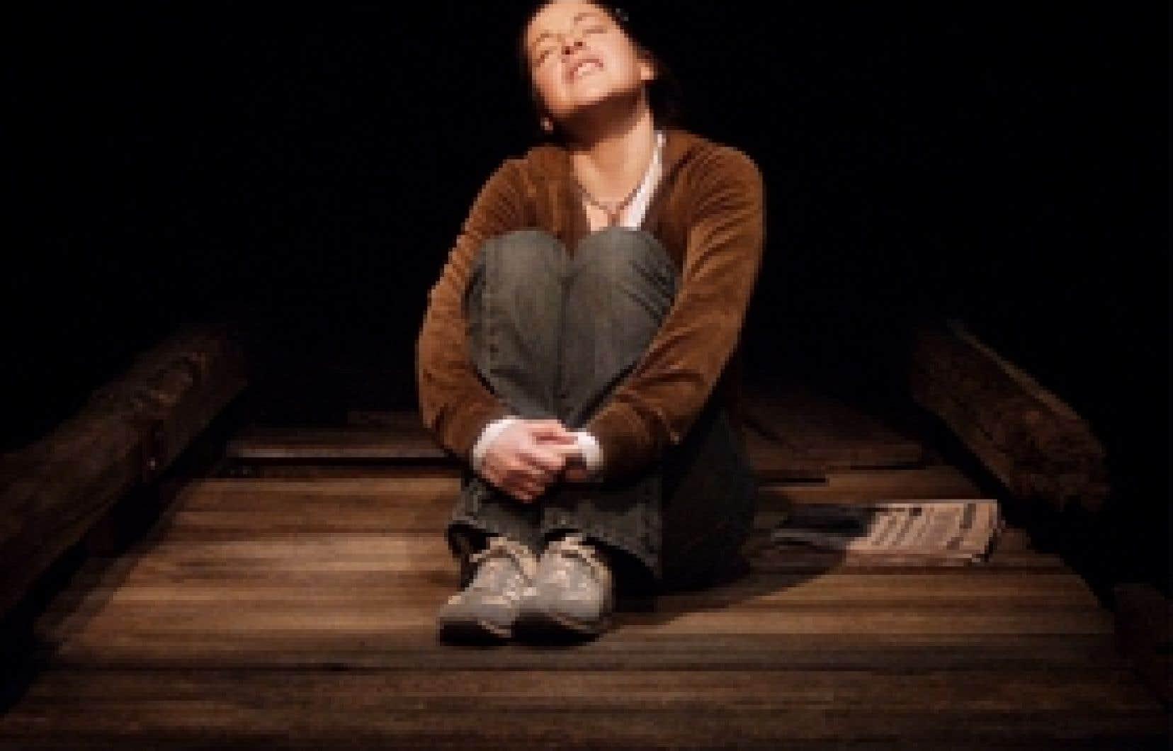 Après Montréal en 2006, le Théâtre du Grand Jour a présenté à Paris en juin dernier Cette fille-là, avec Sophie Cadieux dans le rôle-titre.