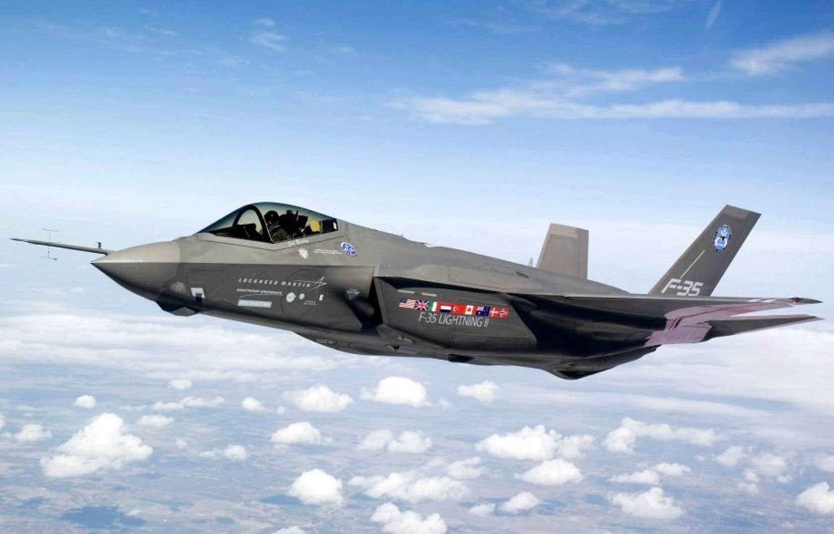 Les libéraux avaient en effet promis en campagne électorale, en 2015, qu'ils n'achèteraient pas de F-35.