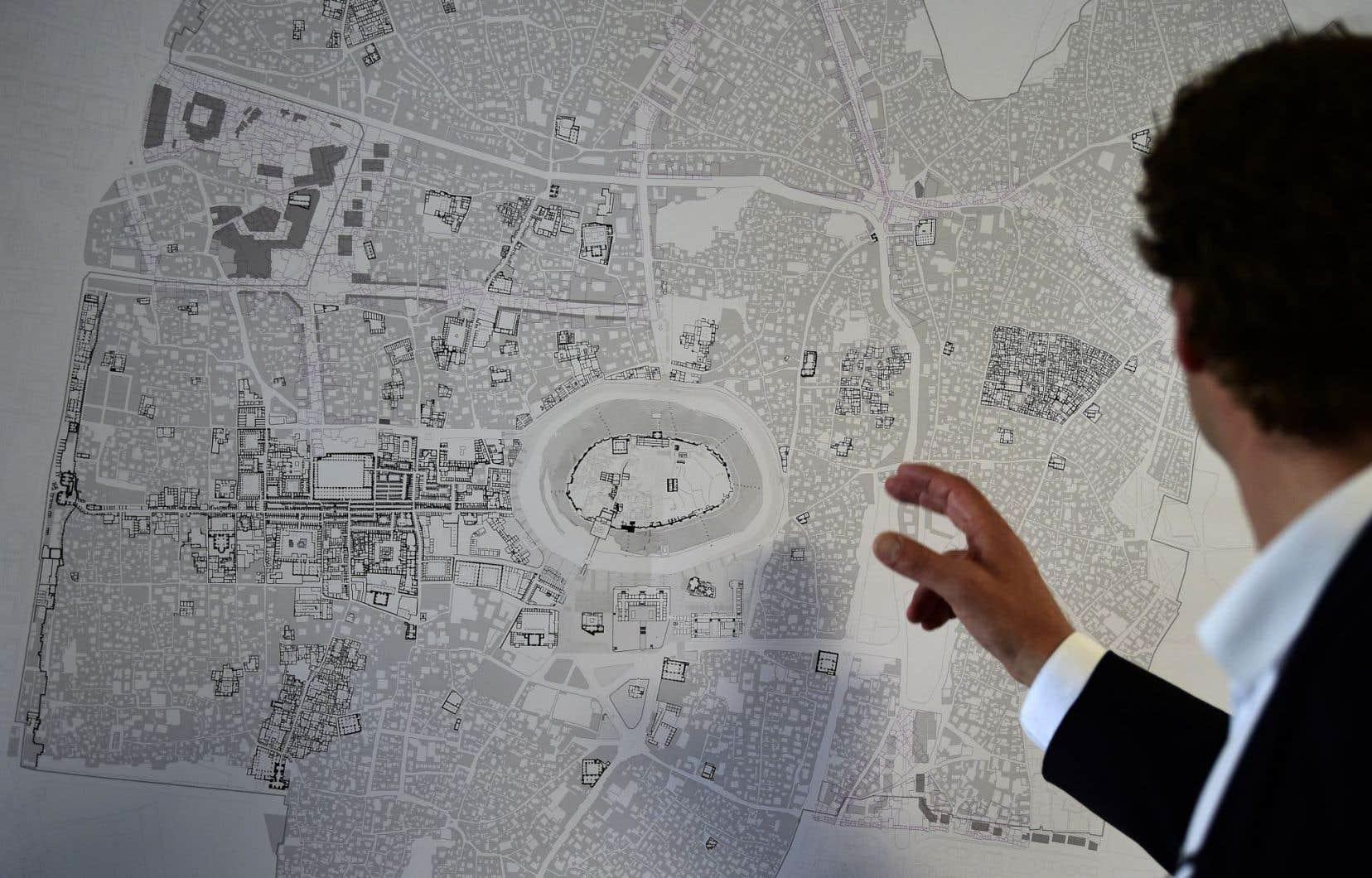 Le défi de la reconstruction d'Alep sera immense, soulignent les chercheurs de la Faculté d'architecture de Cottbus.