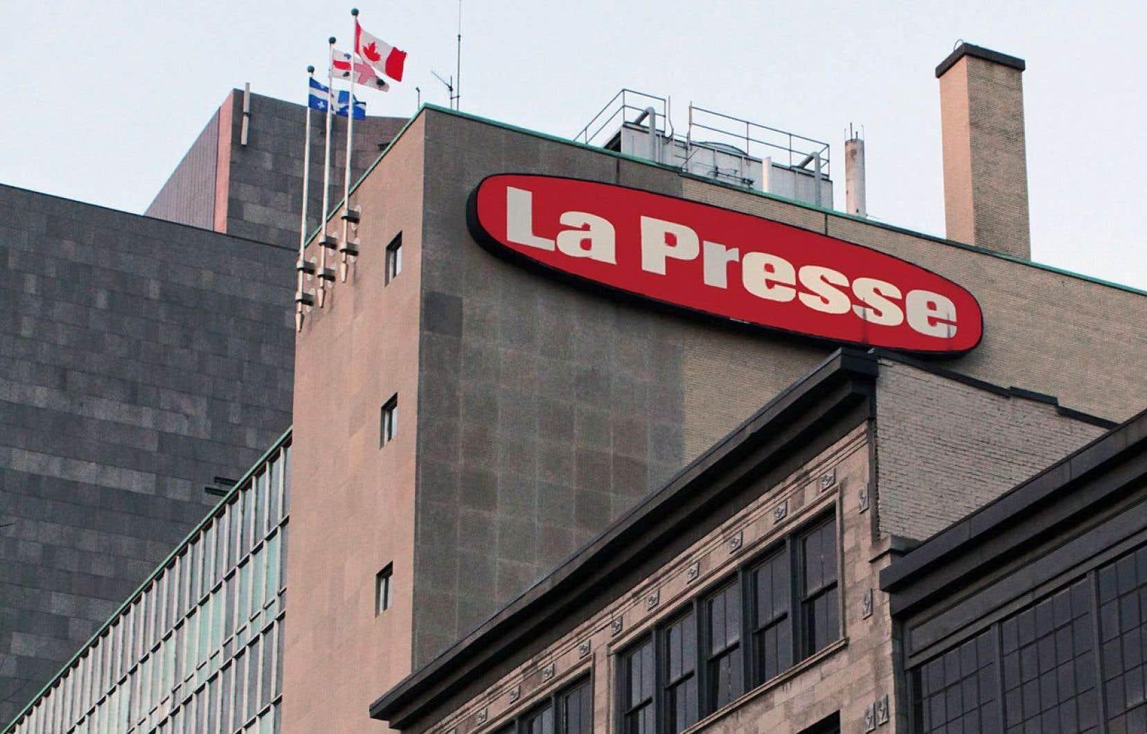 Des employés de bureau de «La Presse» ont gagné leur bataille en arbitrage.