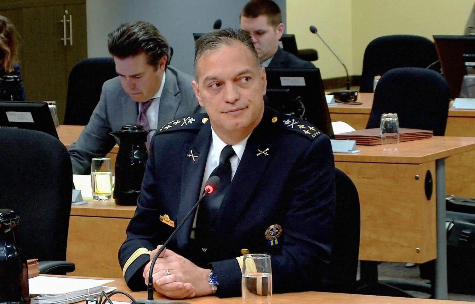 Philippe Pichet a confirmé que le maire Denis Coderre l'avait appelé directement pour lui parler d'un dossier personnel.
