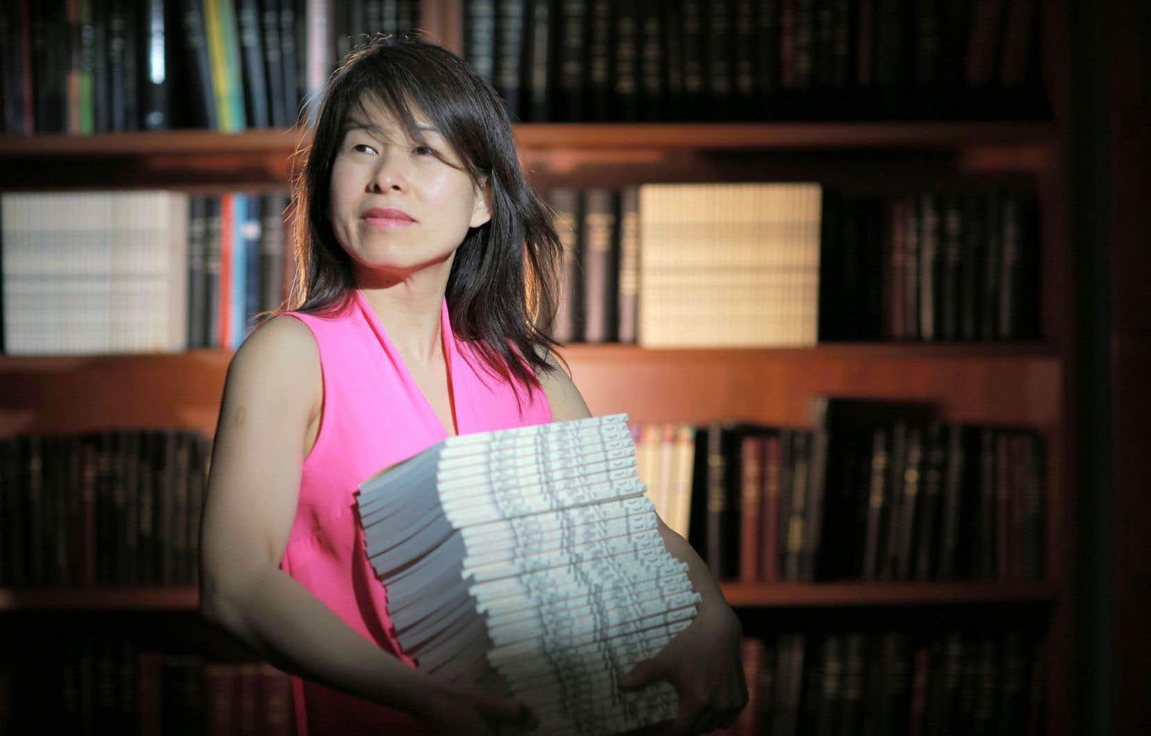 L'écrivaine Kim Thúy fait son entrée dans Le Robert.