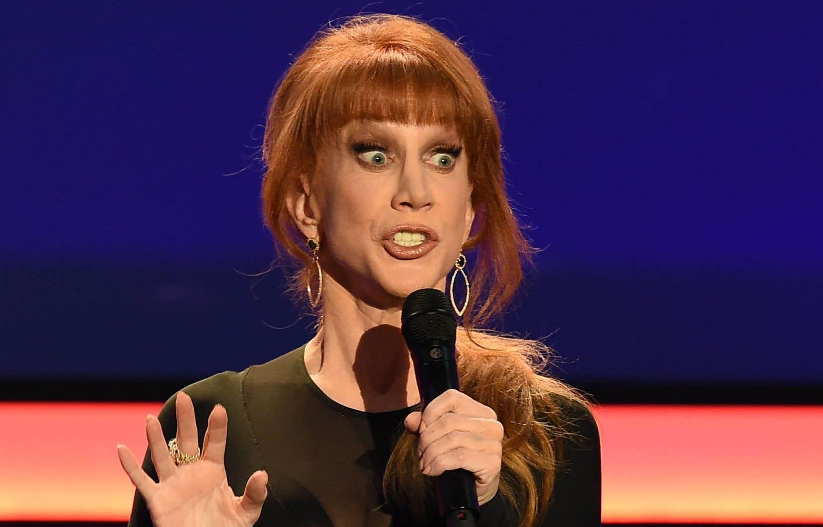 L'humoriste Kathy Griffin