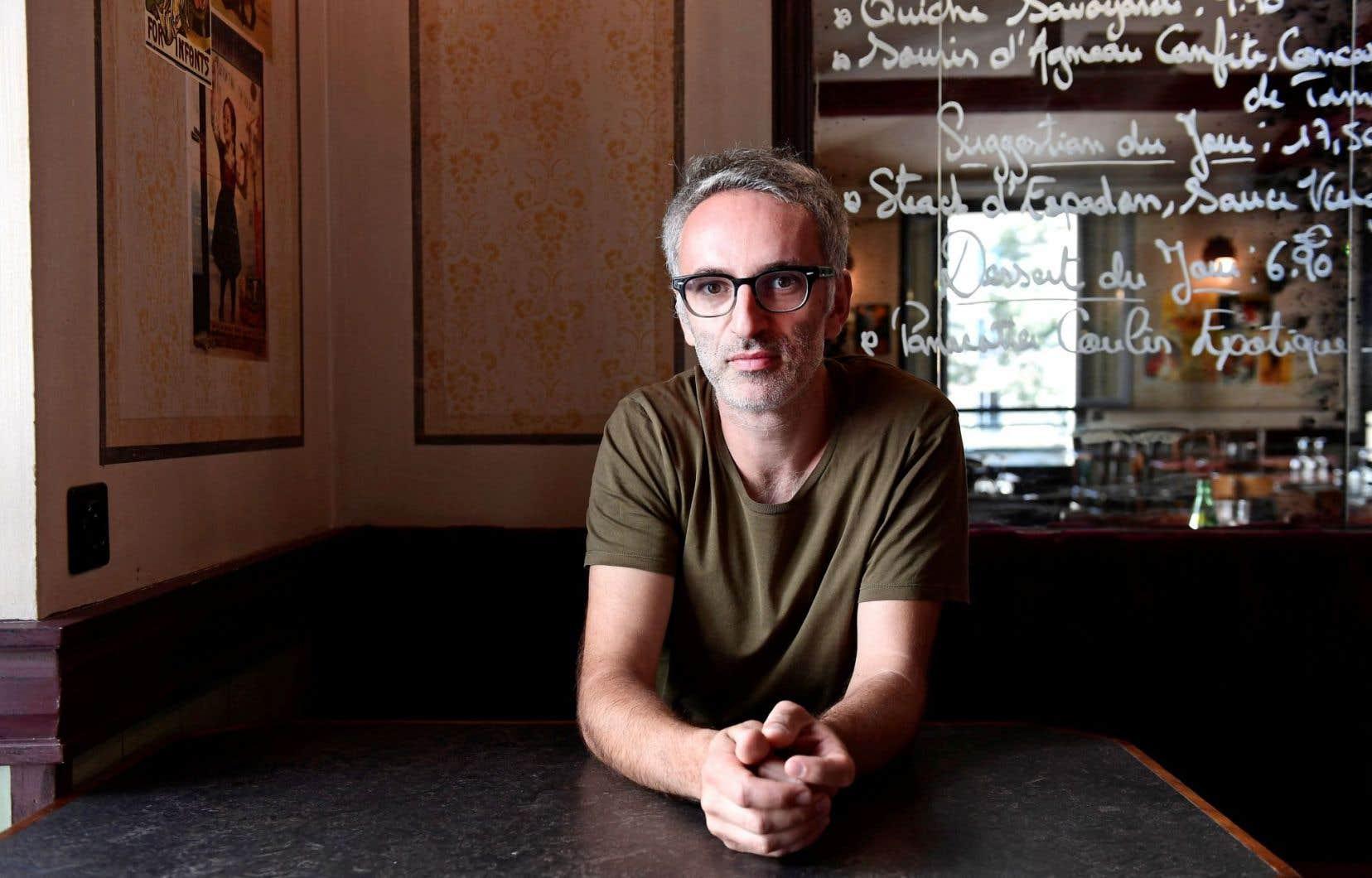 Vincent Delerm vient présenter à Montréal son plus récent album, «À présent».