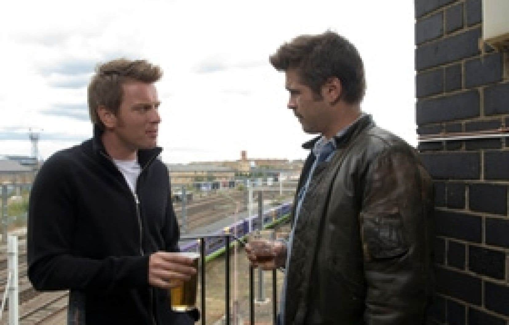 Ewan McGregor et Colin Farrell dans Cassandra's Dream, de Woody Allen